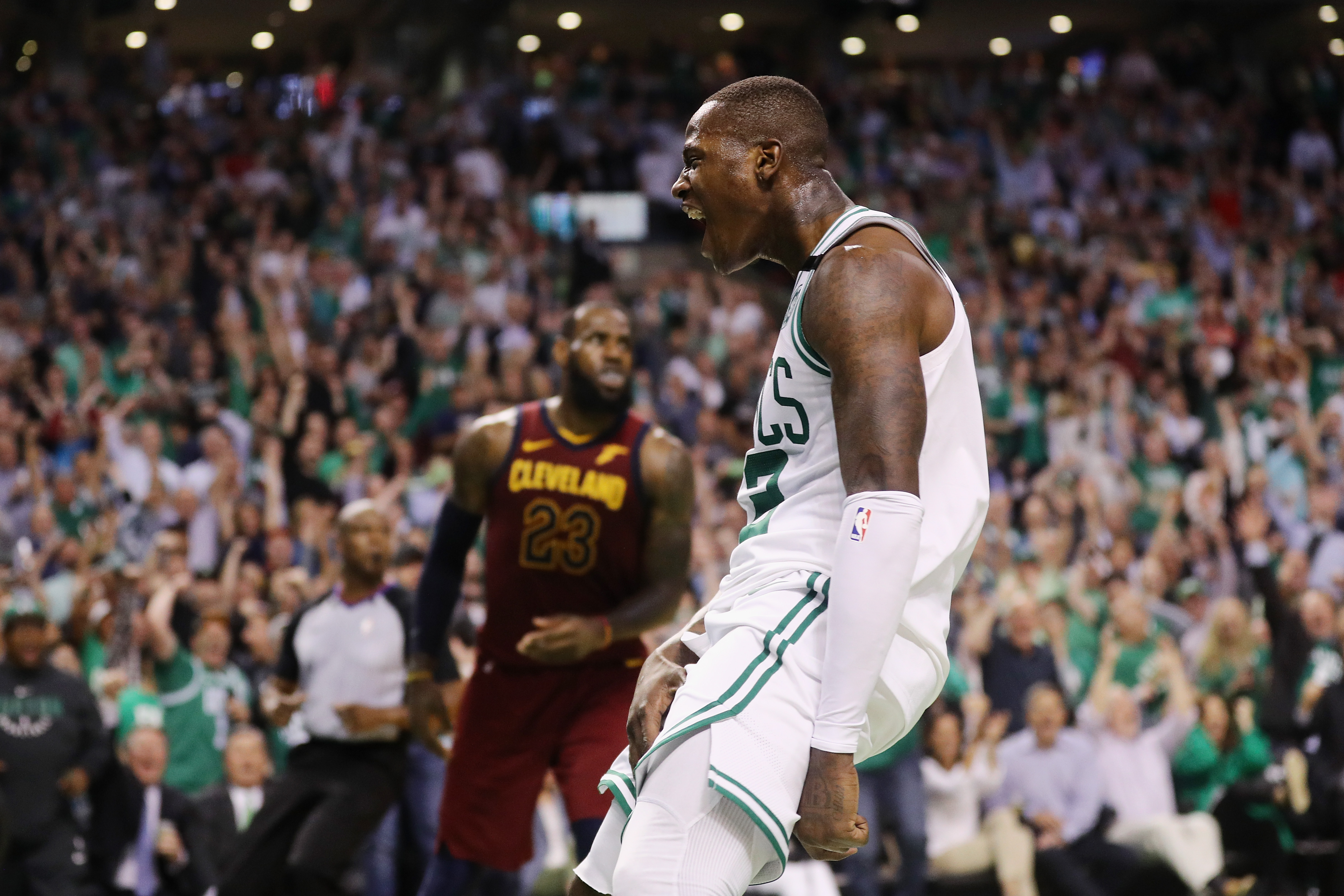 Terry Rozier is a reminder that nice surprises still exist in sports