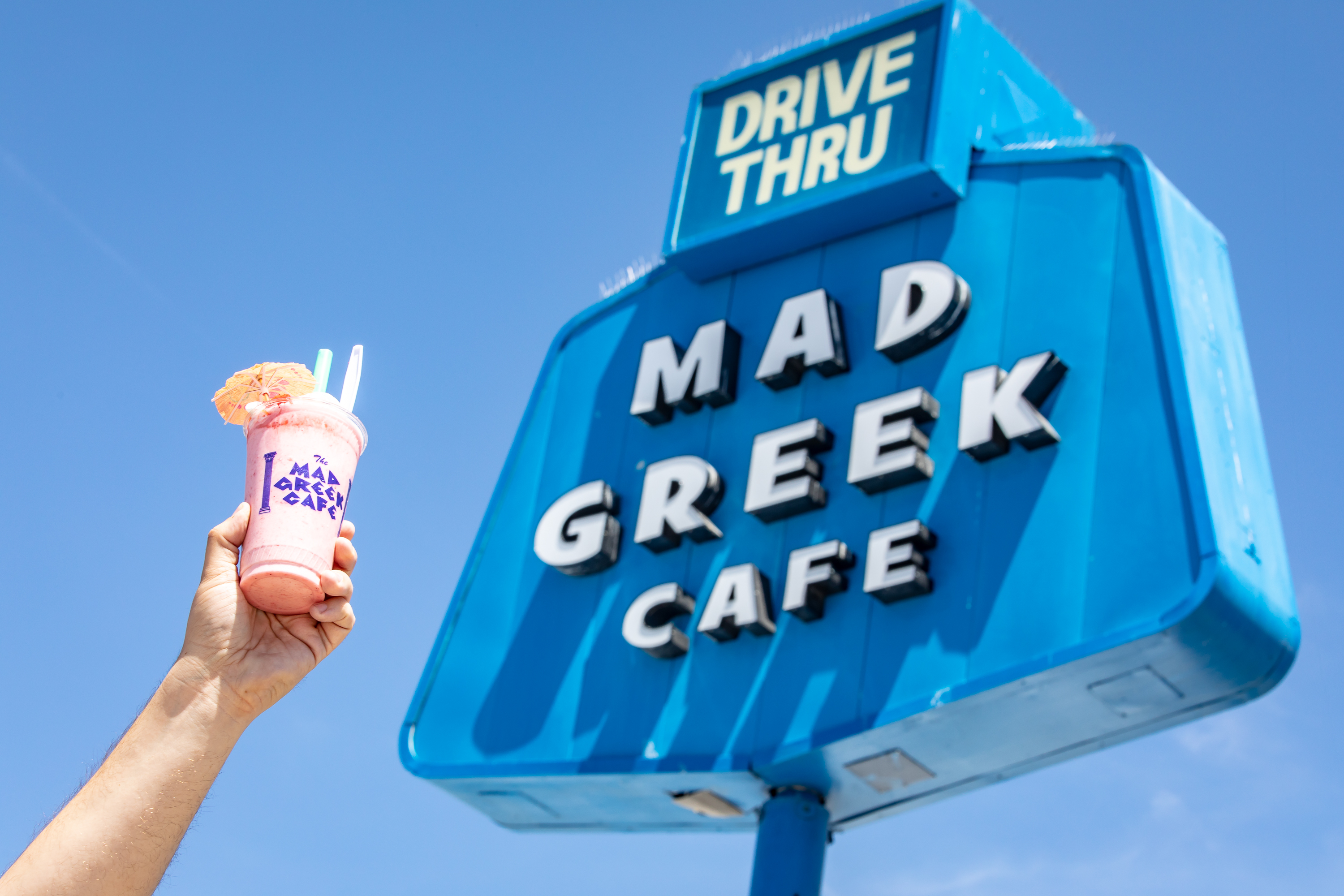 The Mad Greek Makes Millions Serving Gyros in the Desert - Eater LA