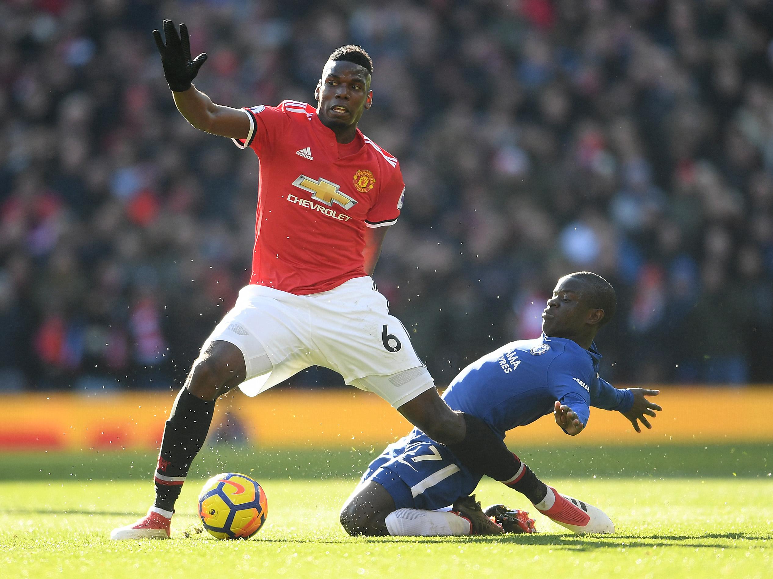 Manchester United v Chelsea - Premier League