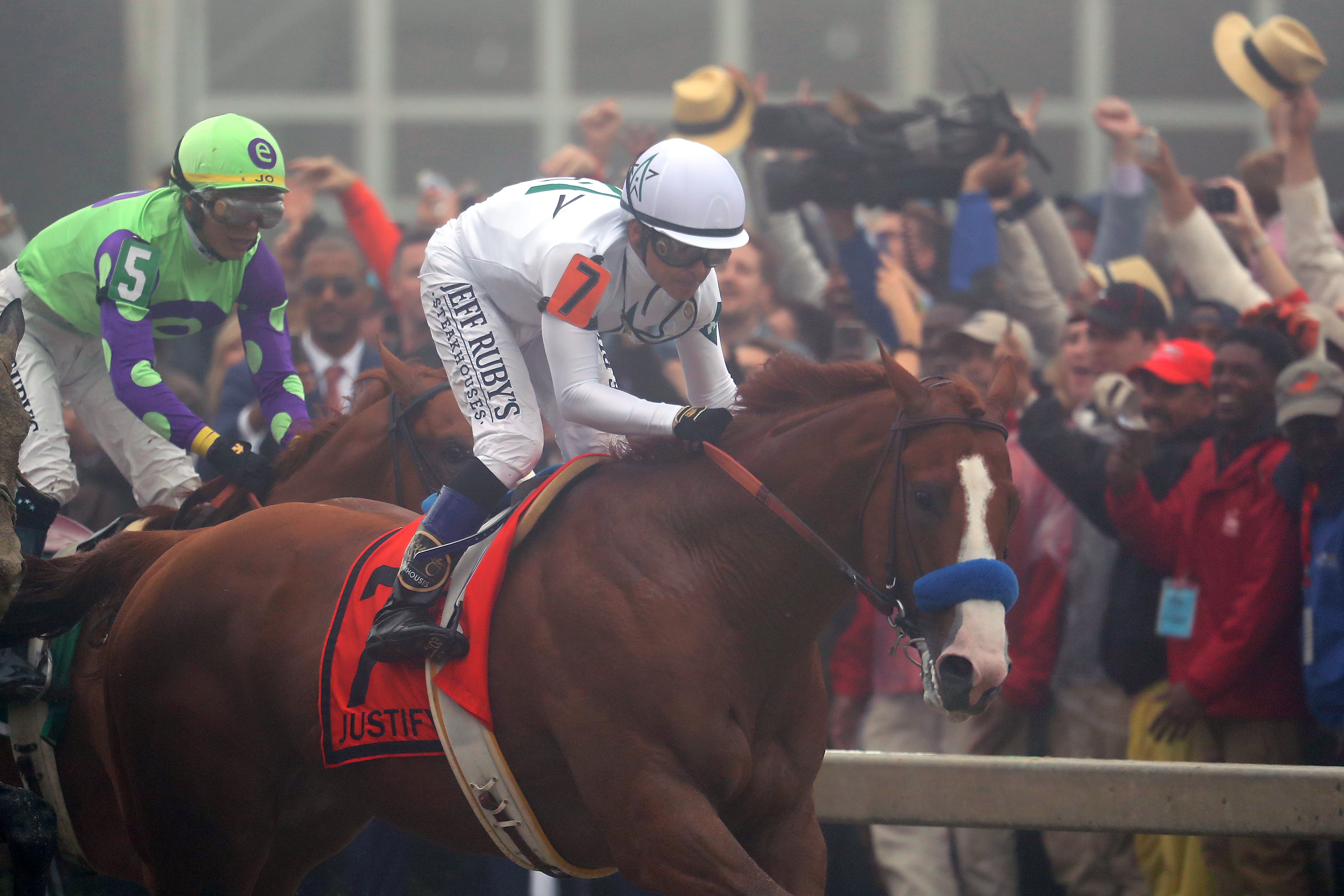 The 143rd Preakness Stakes