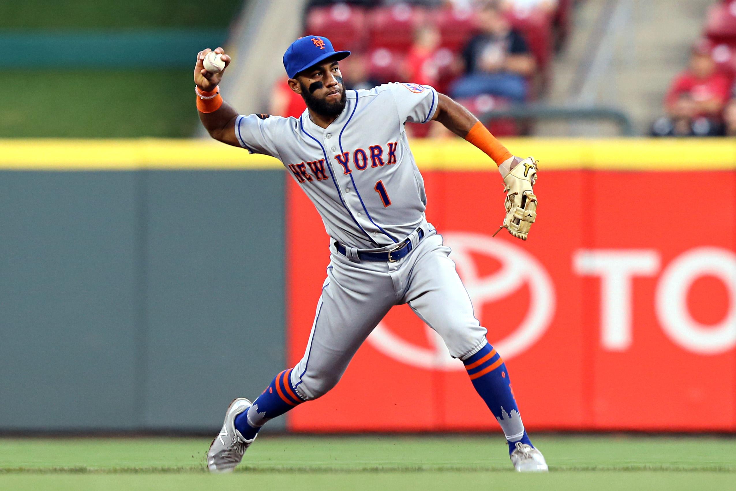 MLB: New York Mets at Cincinnati Reds