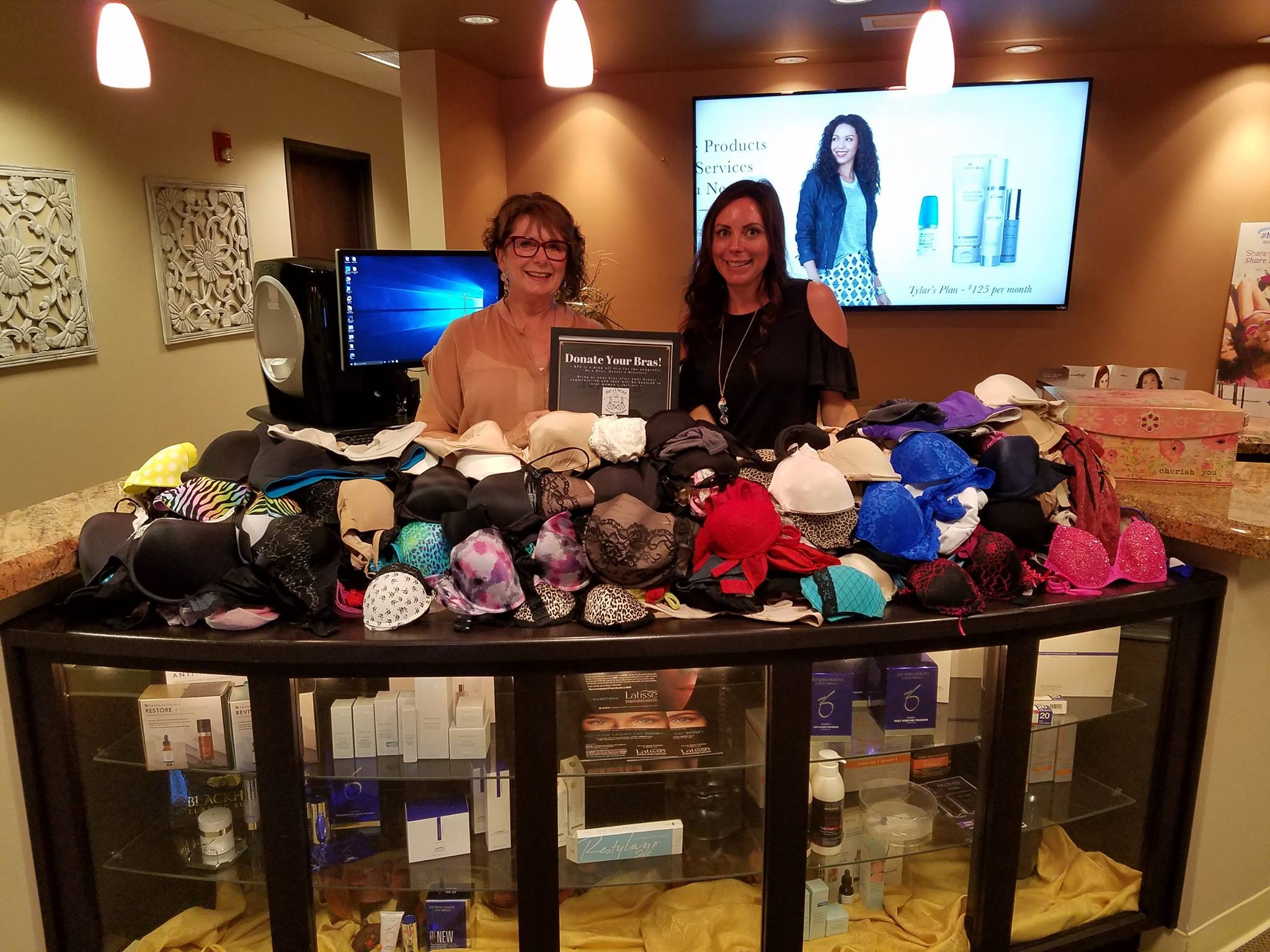 Donating Bras Can Change The Lives Of People In Poverty Racked