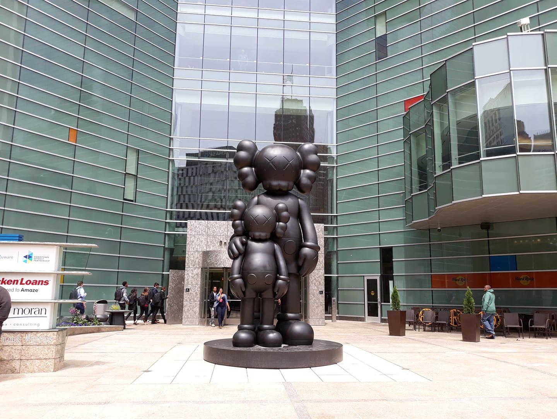 Behold! Dan Gilbert's new gift to Detroit