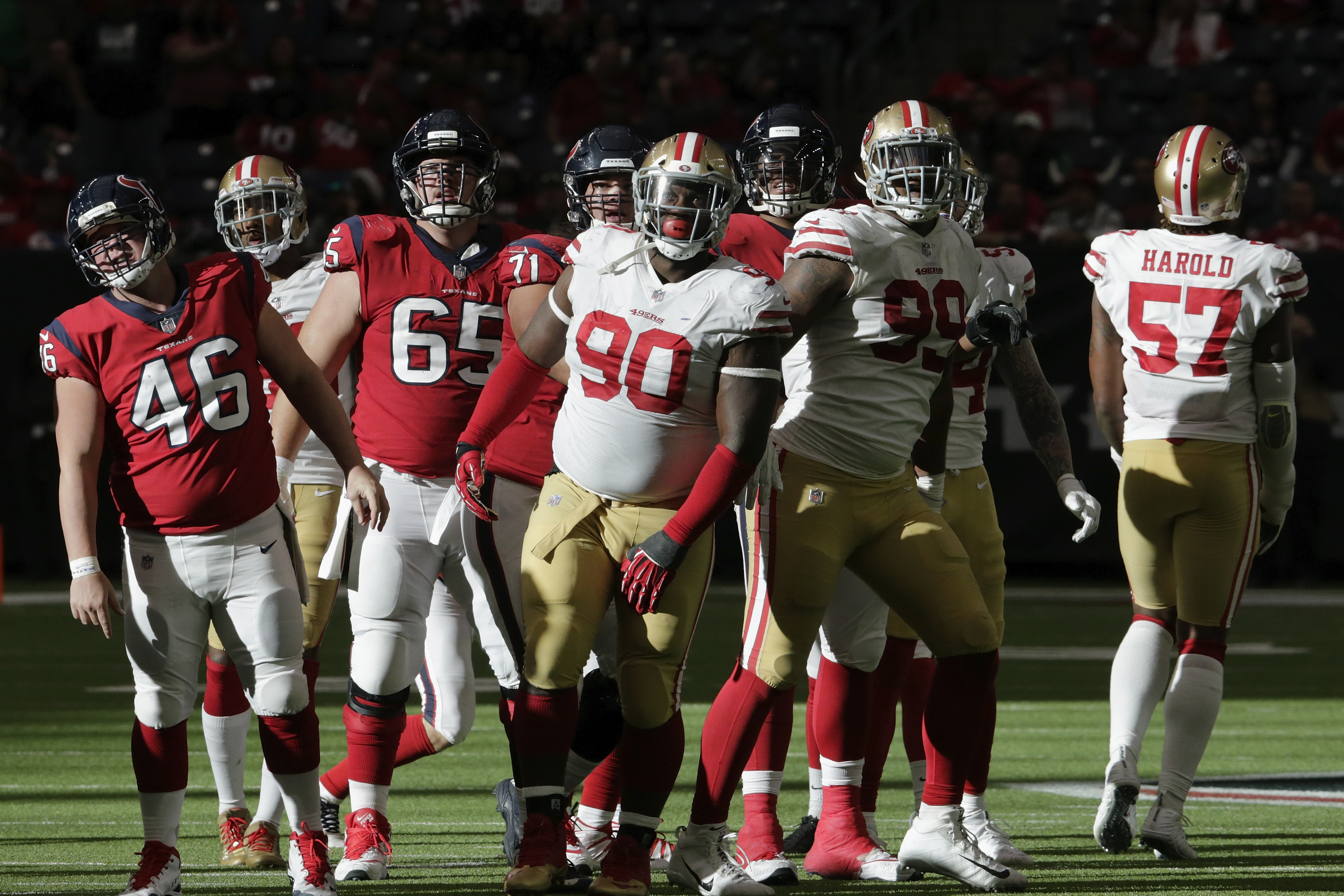 How would you rank the 49ers best position groups heading into OTAs?