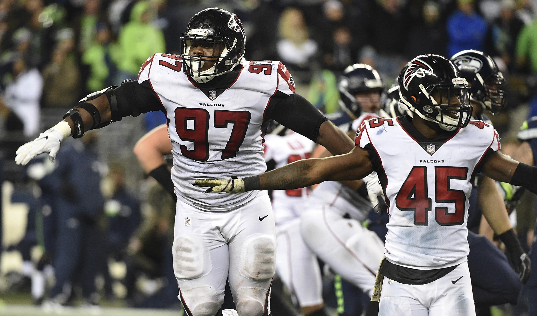 Atlanta Falcons vSeattle Seahawk