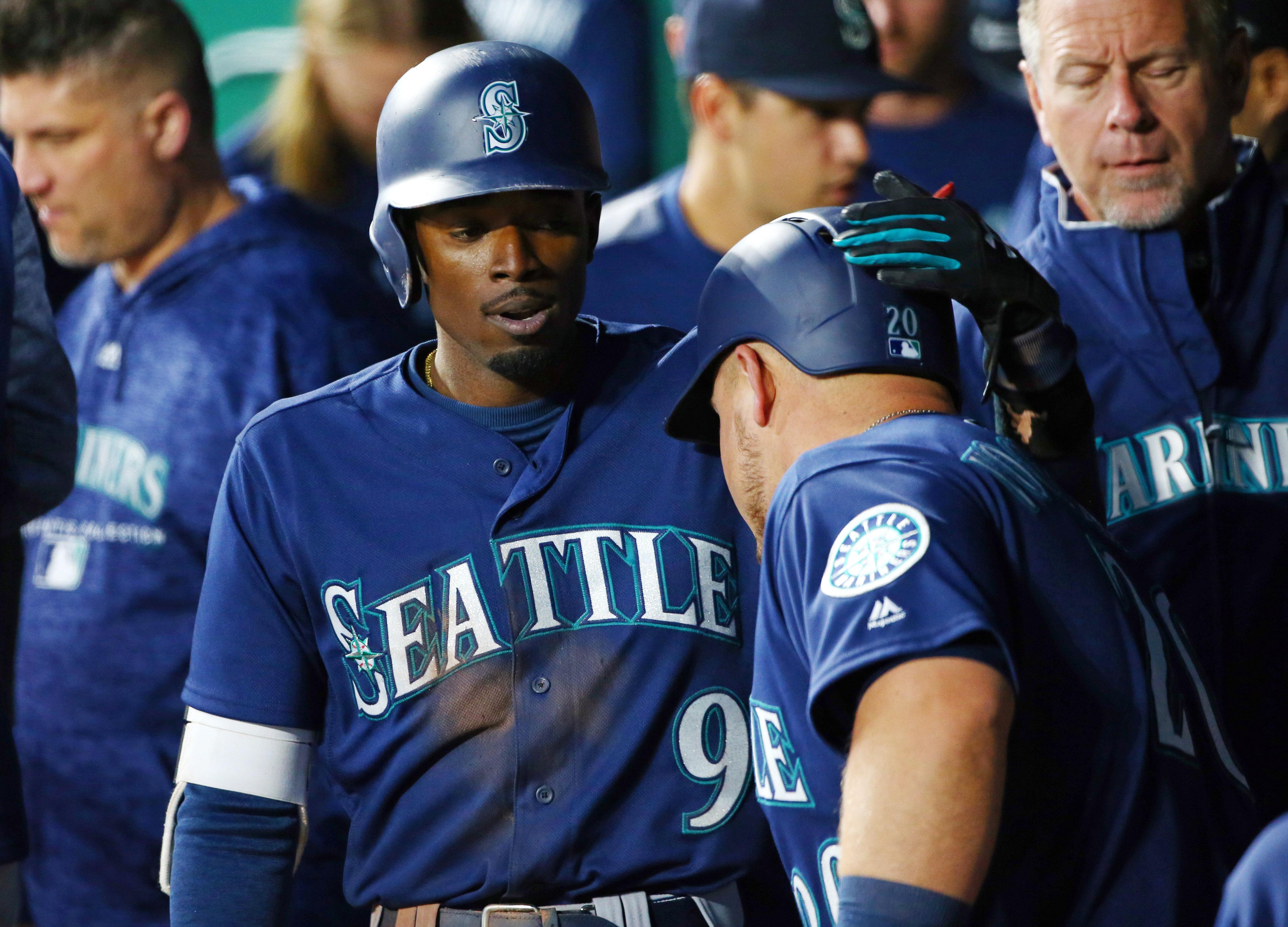 MLB: Seattle Mariners at Kansas City Royals