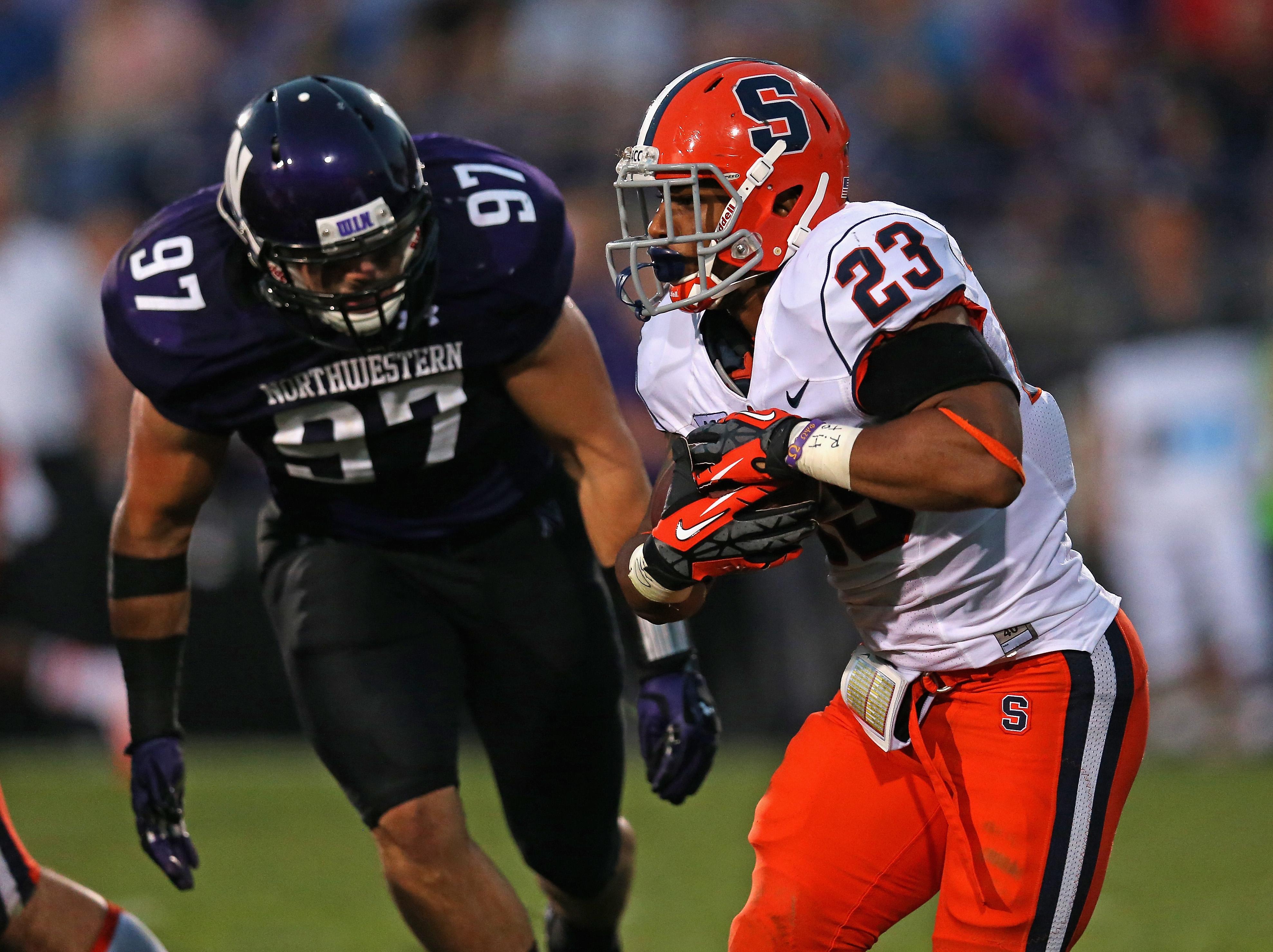 Syracuse v Northwestern