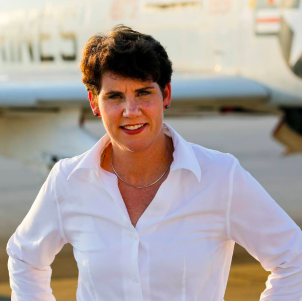 Veteran Amy McGrath continues a Democratic winning streak for women and veterans