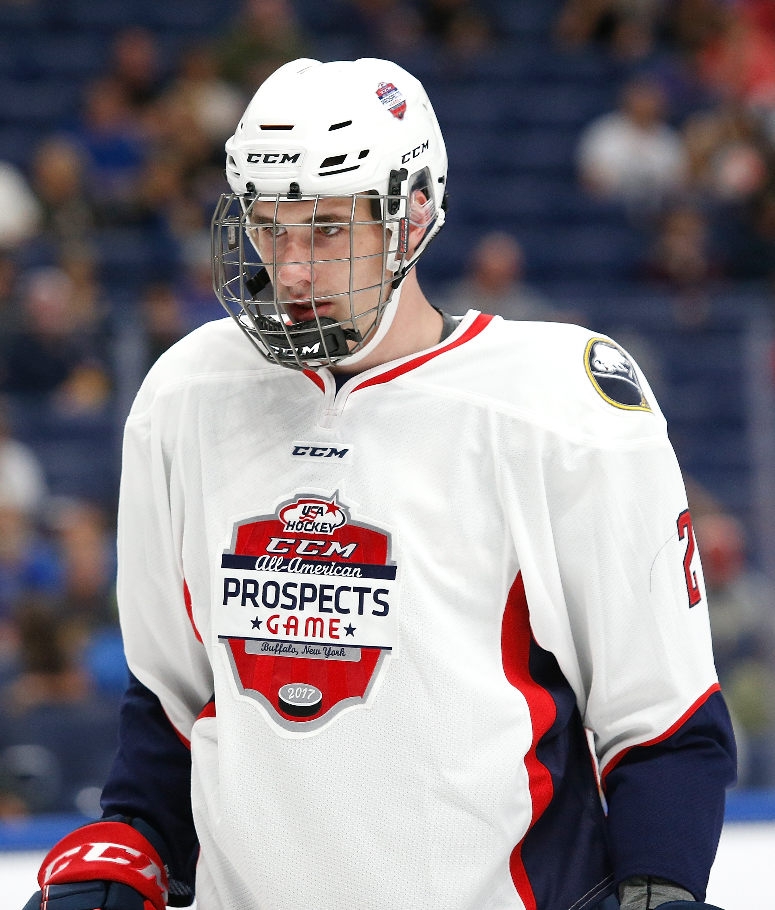 Mattias Samuelsson: 2018 NHL Draft Prospect Profile; Big Defender From Voorhees NJ