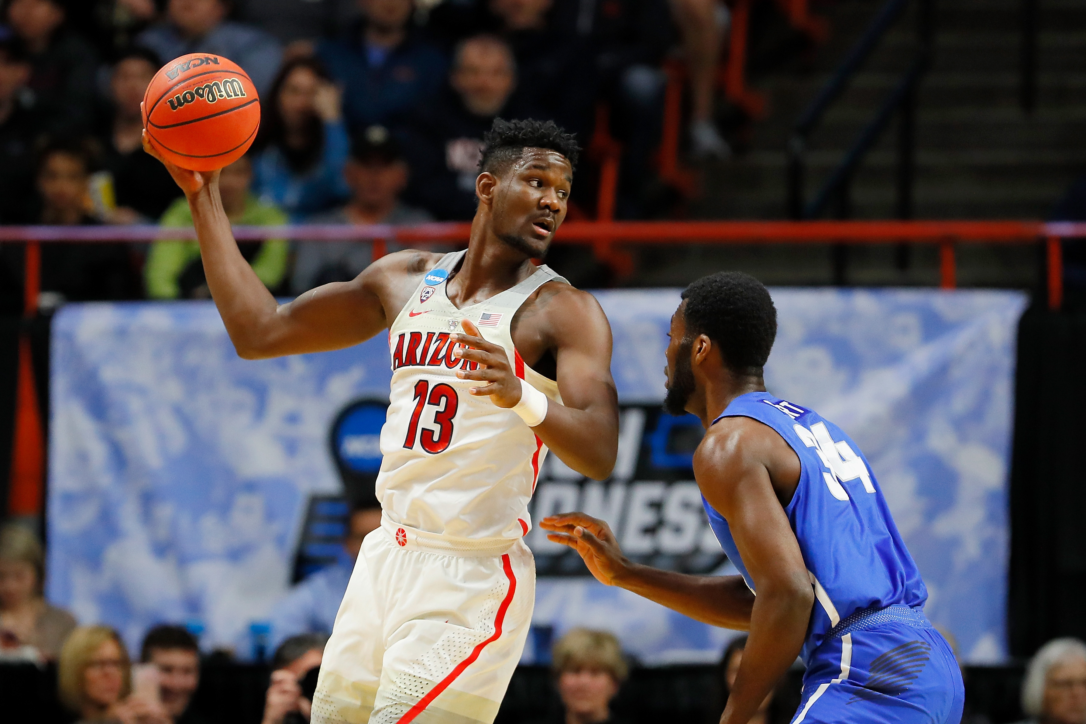 NBA Draft 2018: Deandre Ayton would change the course of the