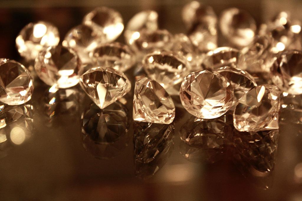 Diamonds (Kim-bodia/Flickr)