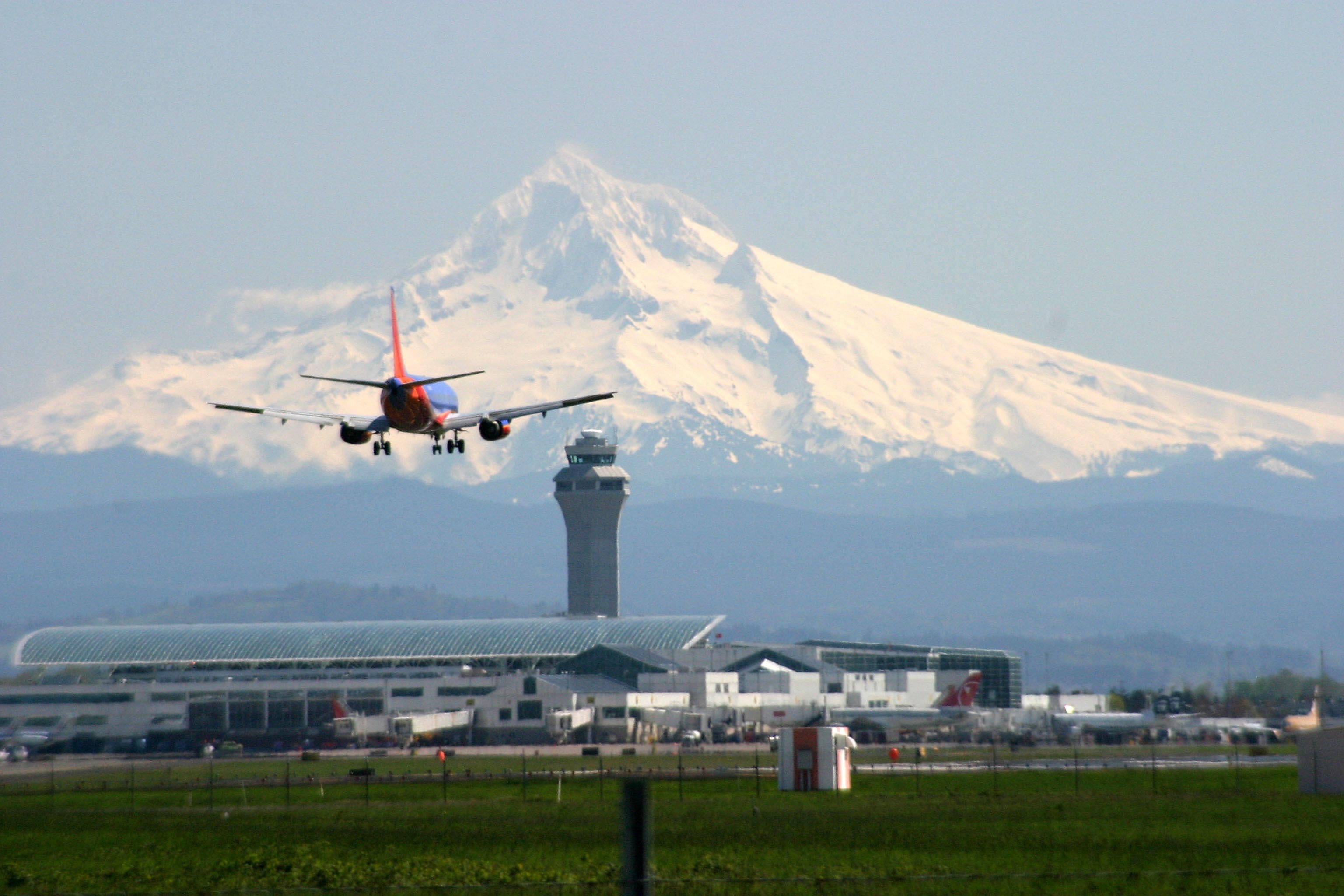 Where to Eat at Portland International Airport, Fall 2018