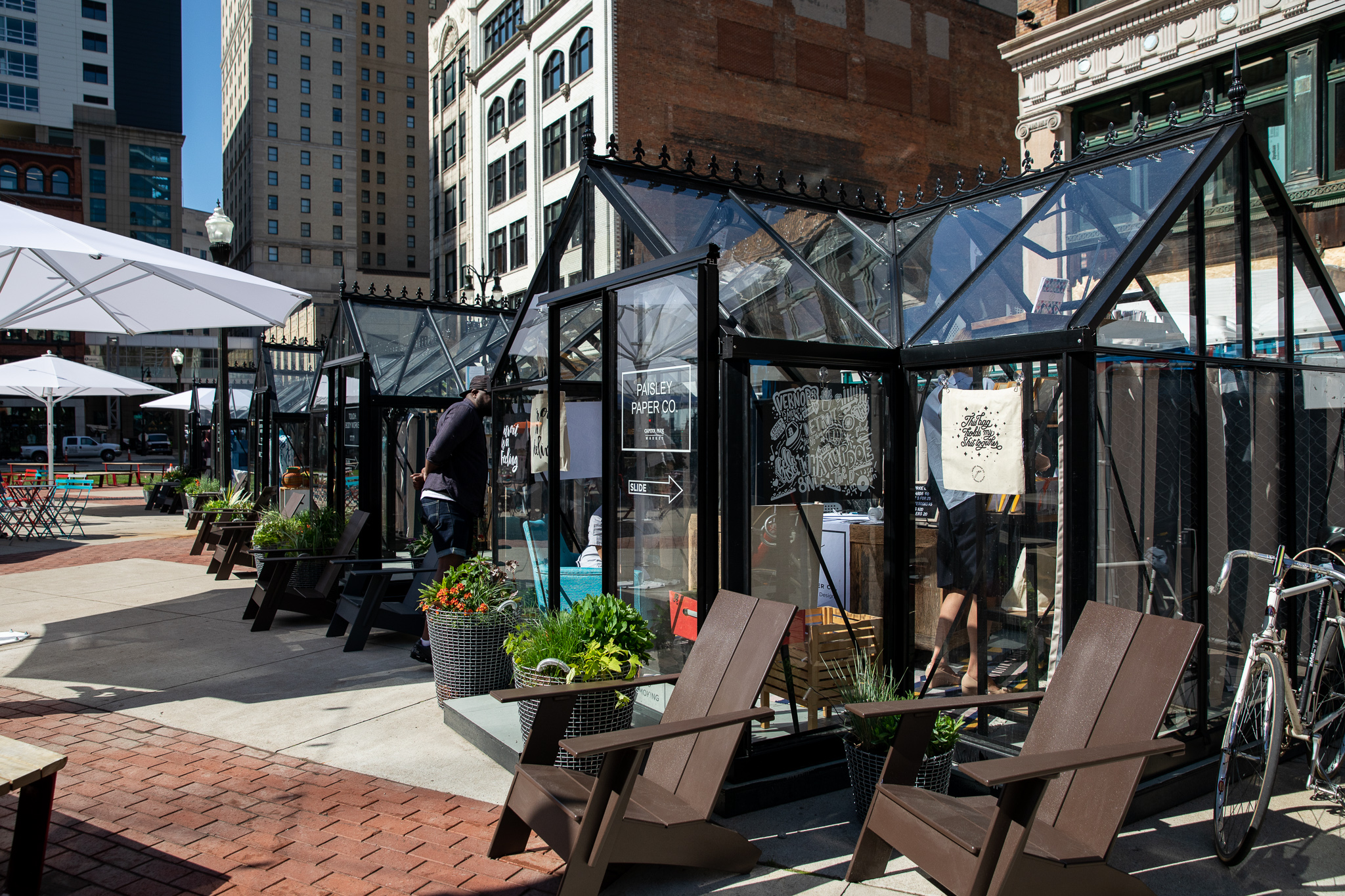 Downtown Detroit Markets open for the summer