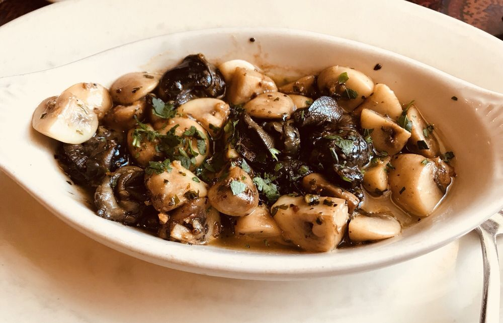 Escargot from Chez Nous