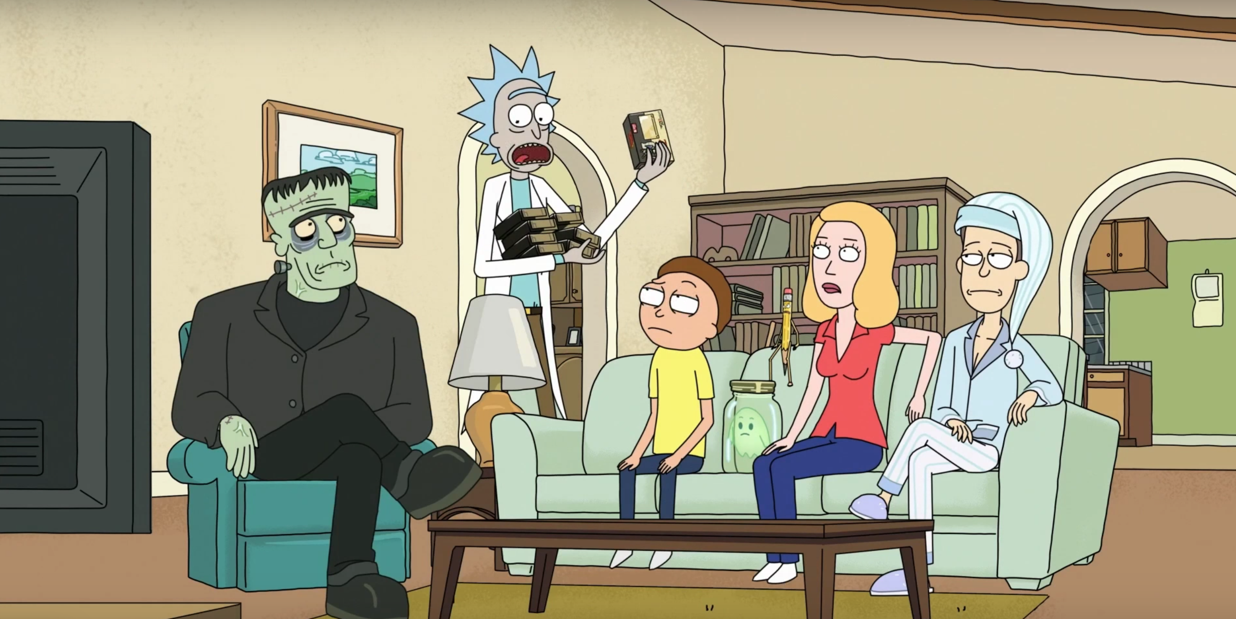 Rick and Morty co-creator is selling a signed $1,000