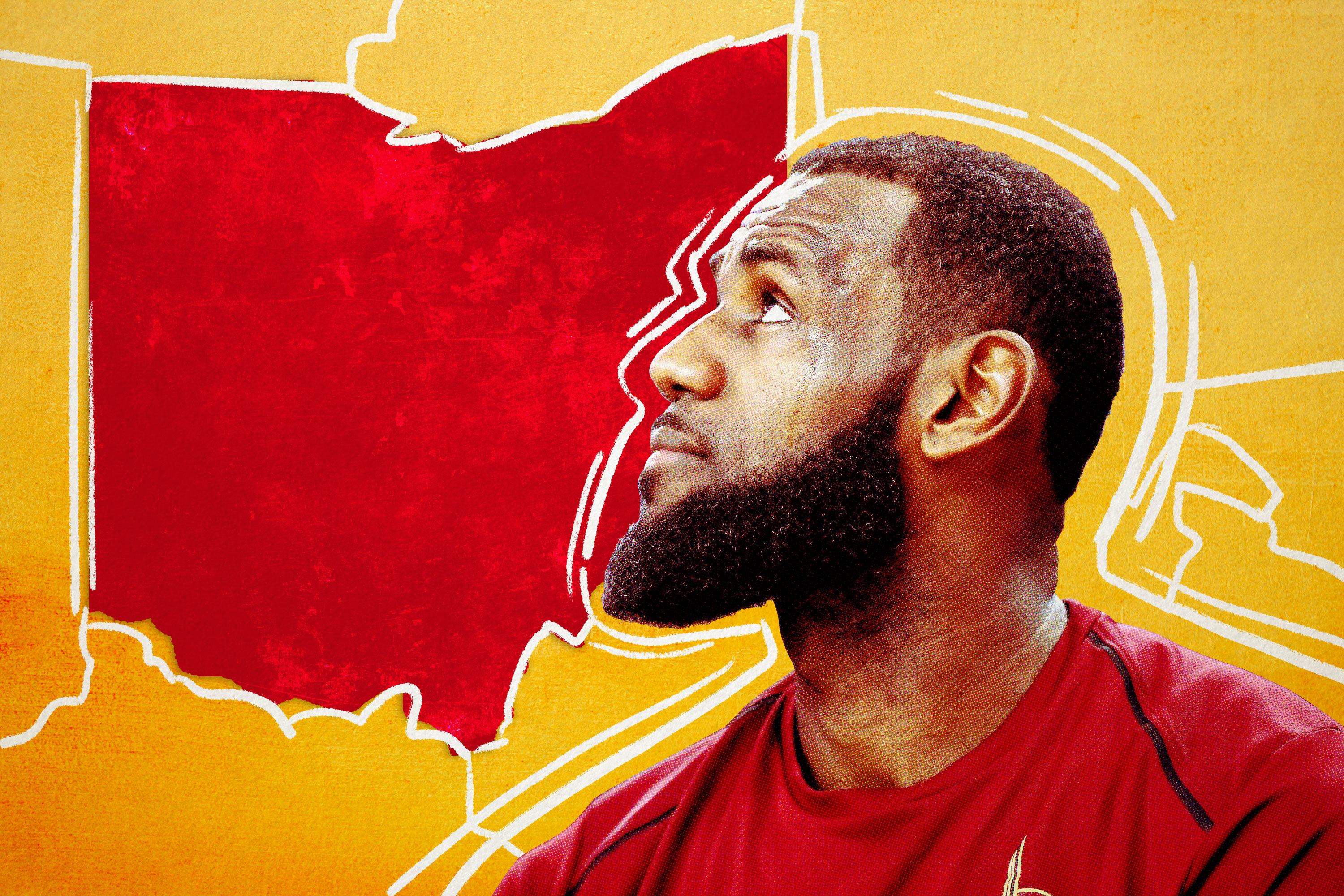 The Place That LeBron James Calls Home - The Ringer