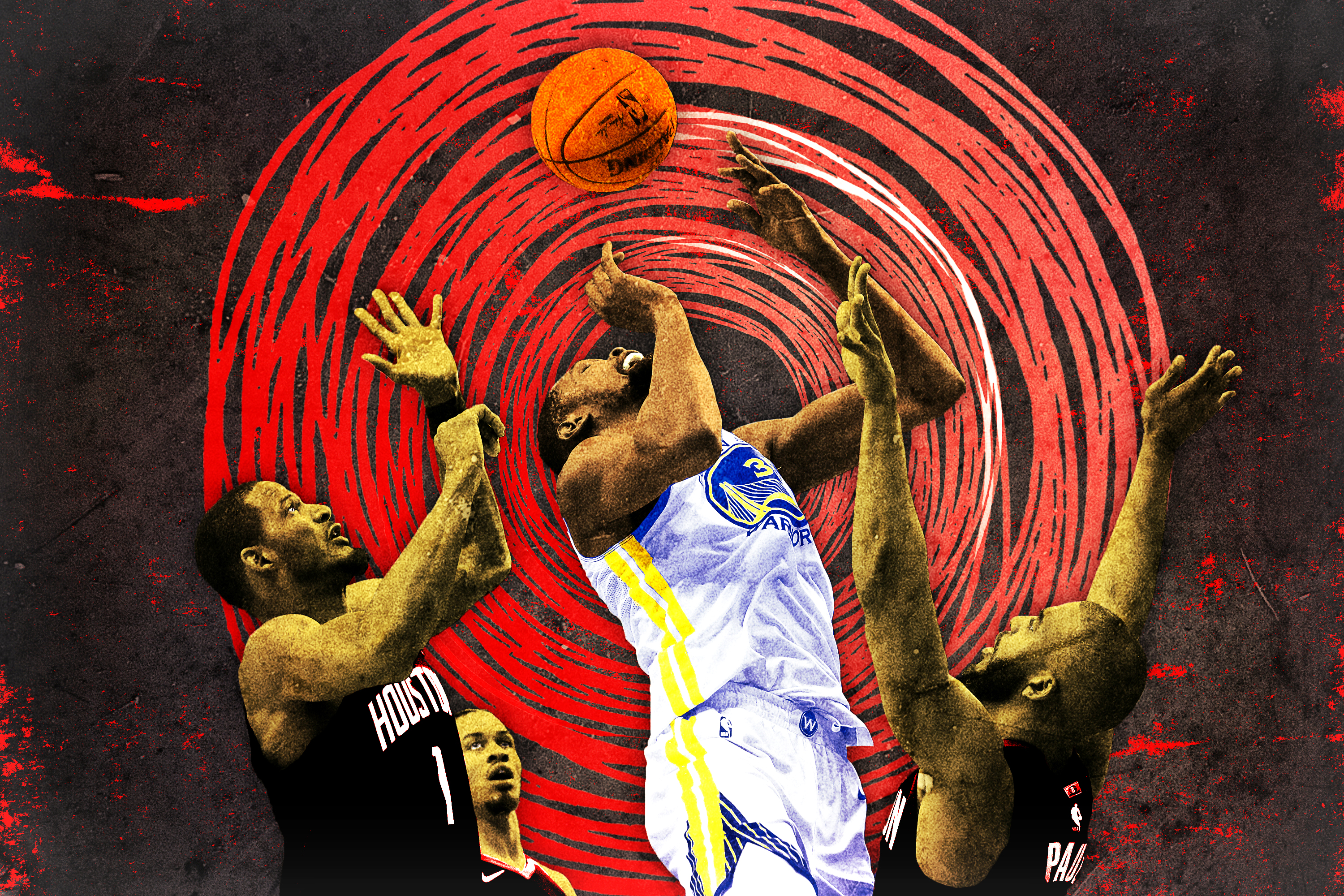 71e2a1349a57 Daryl Morey s Beautiful Dark Twisted Fantasy Comes to Life in Houston s  Statement Win