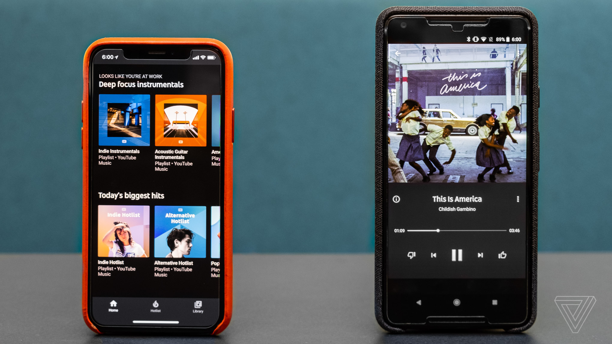 YouTube Music Review - The Verge