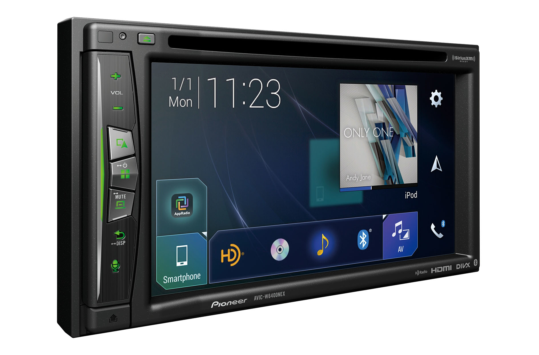 The verge pioneer debuts three new wireless carplay systems gumiabroncs Choice Image