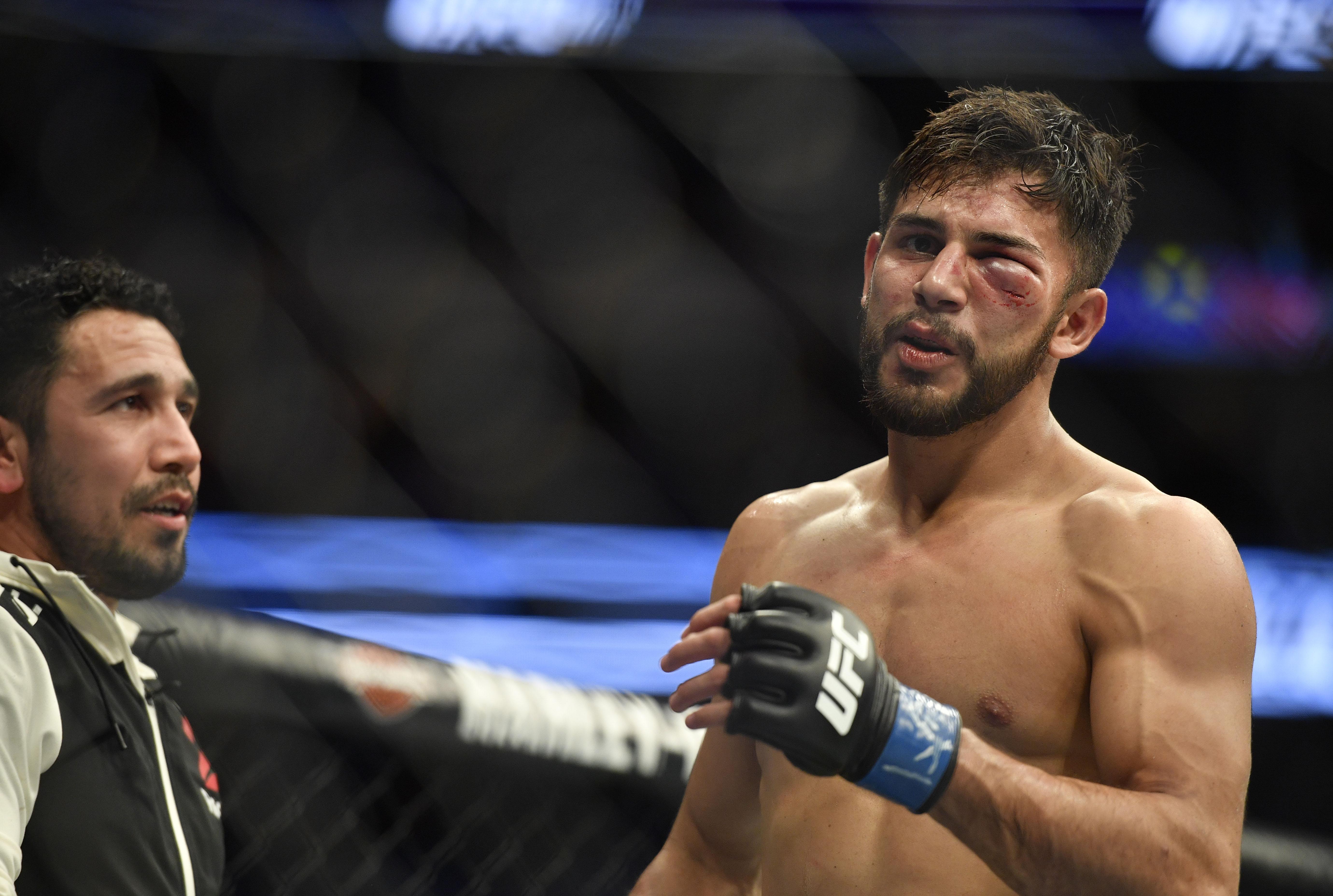 MMA: UFC 211-Edgar vs Rodriguez
