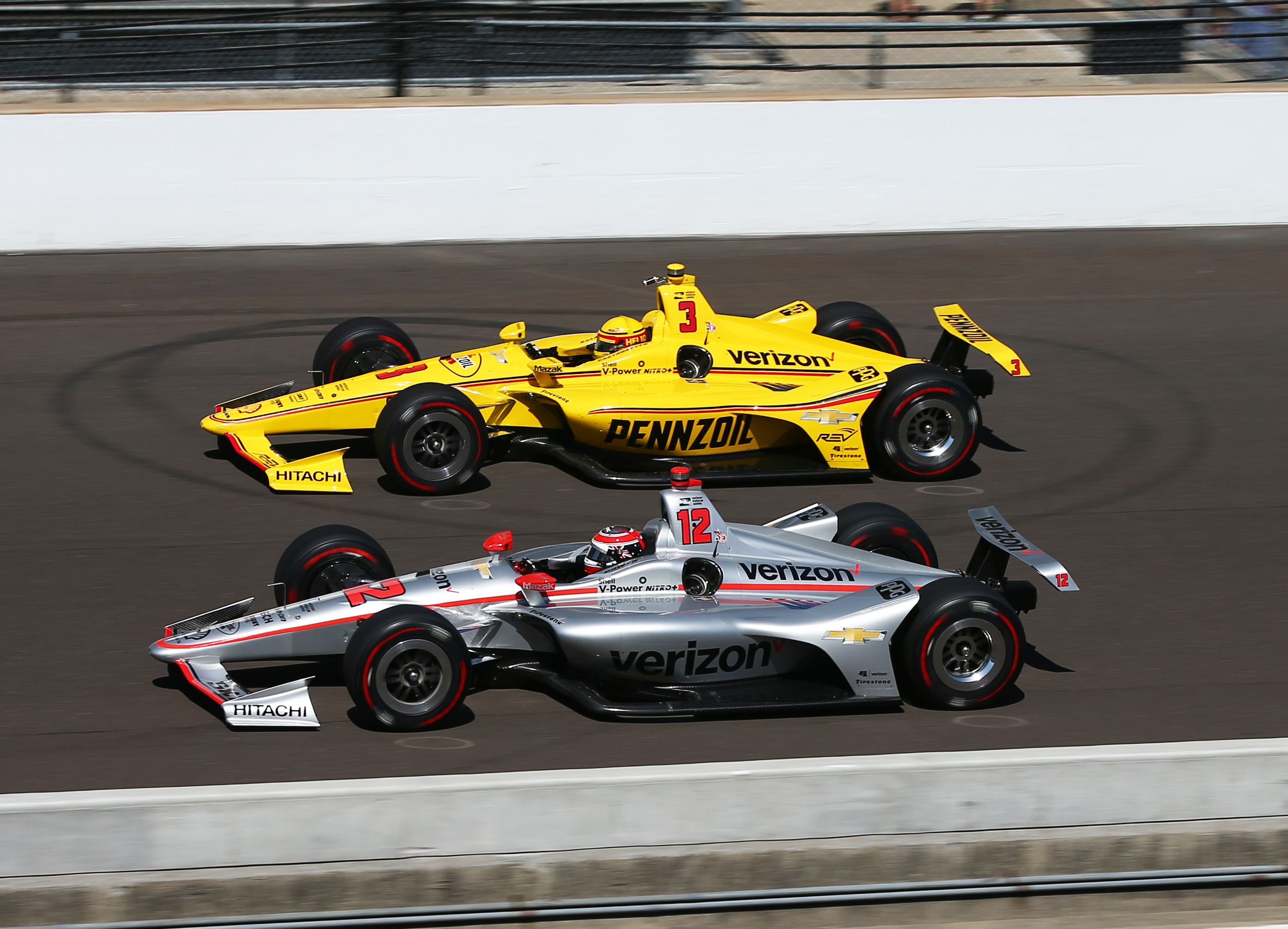 IndyCar: 102nd Running of the Indianapolis 500-Carb Day