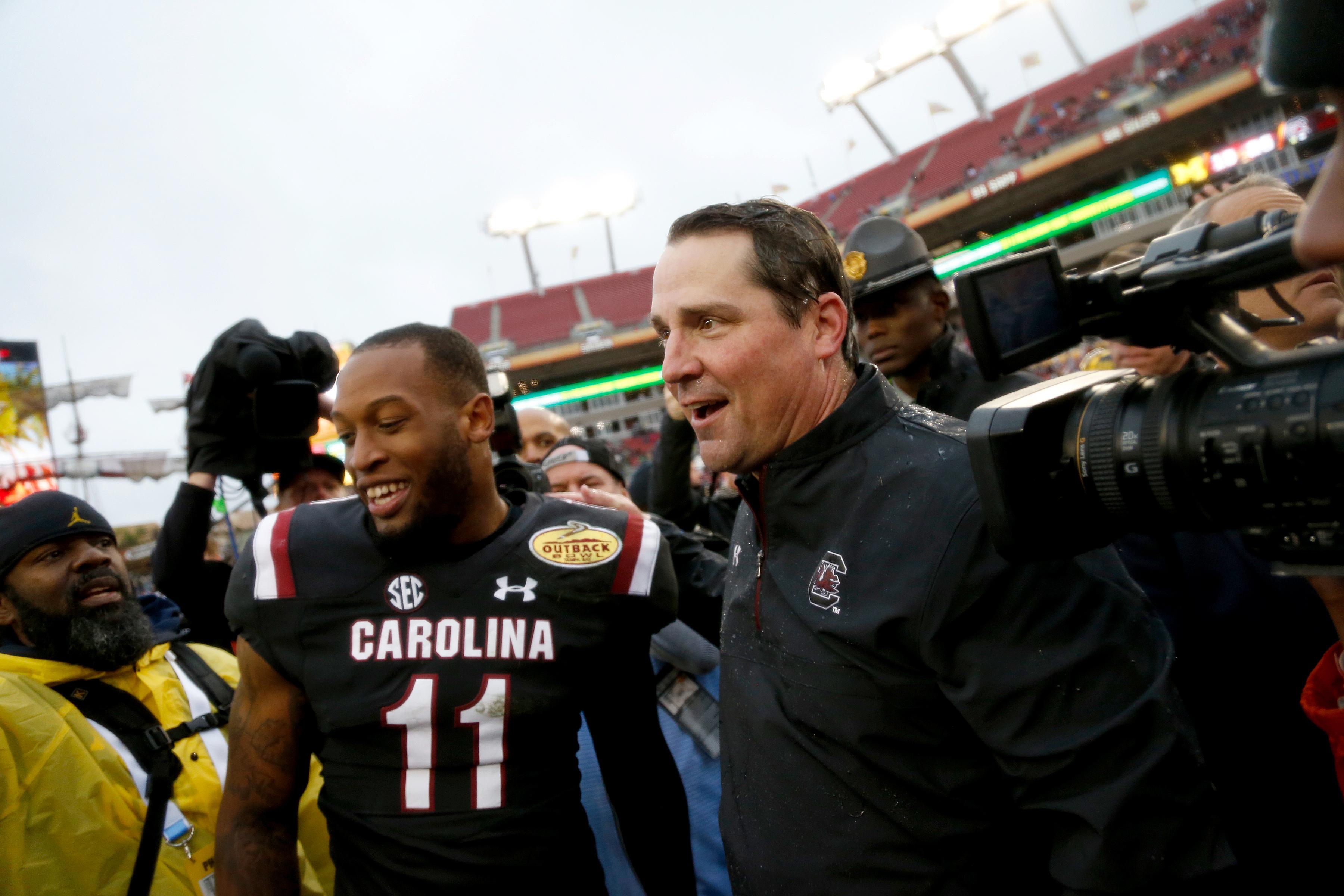 South Carolina Football Recruiting Garnet And Black Attack