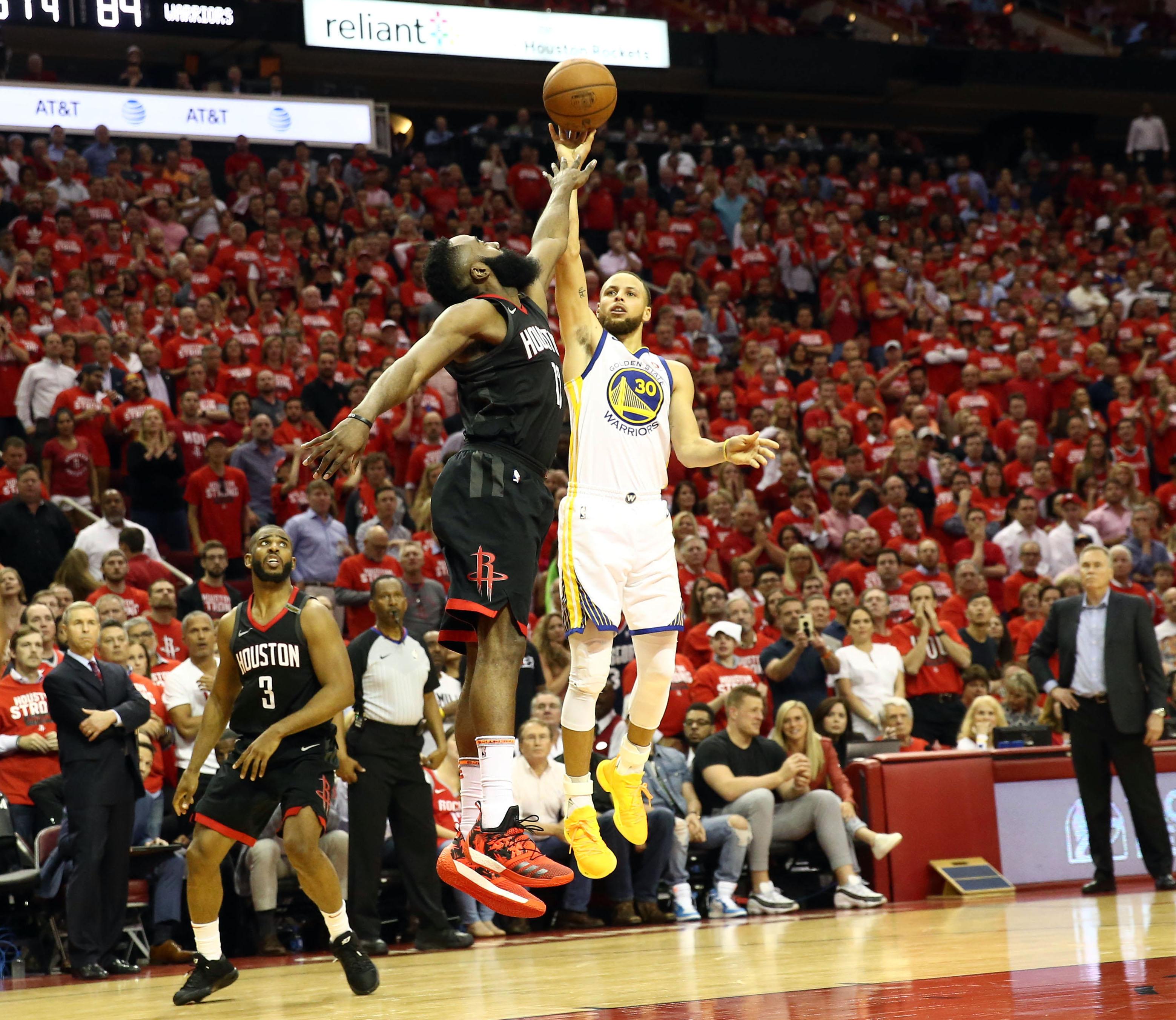 Rockets Vs Warriors Uverse: The Dream Shake, A Houston Rockets Community