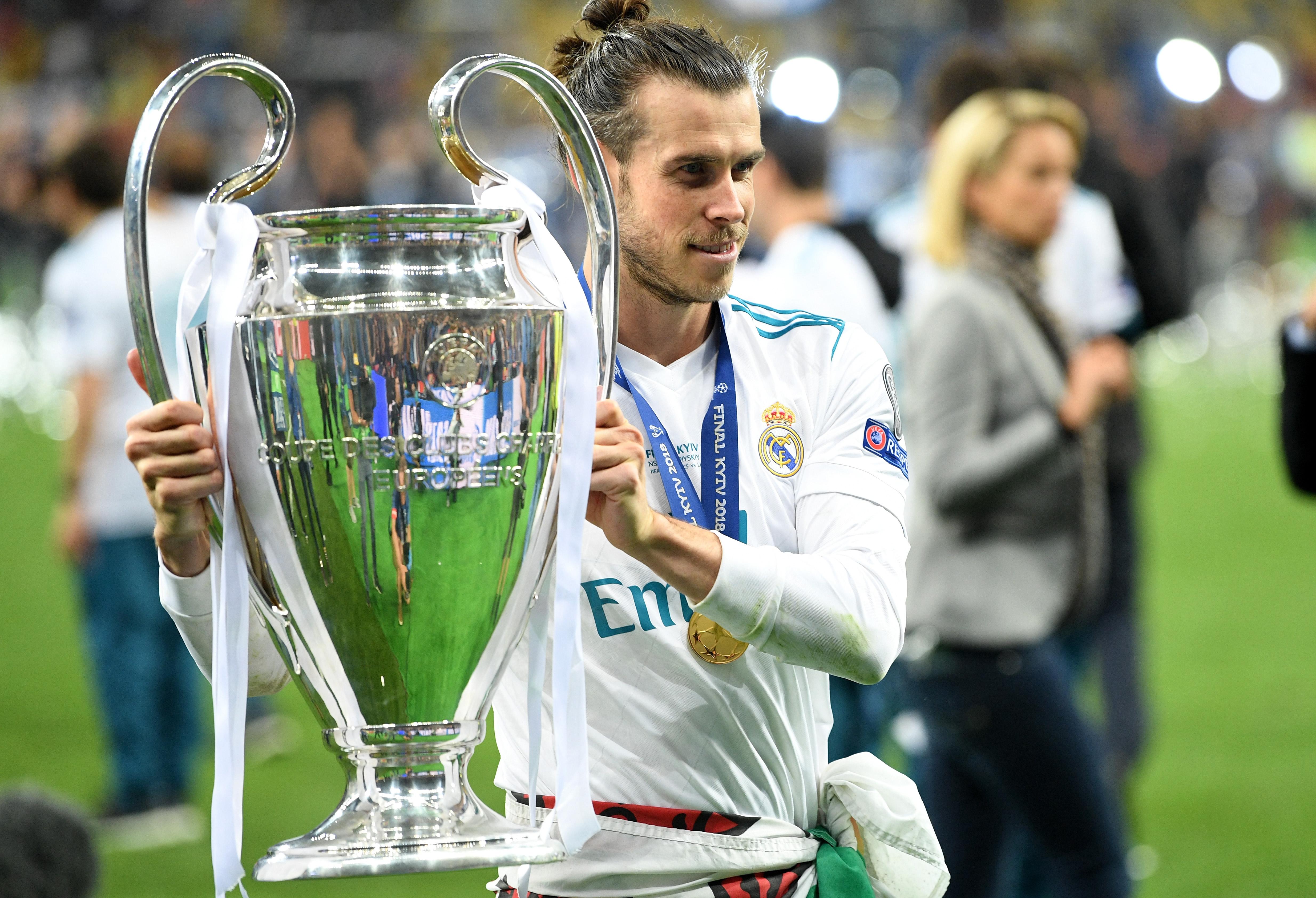 Gareth Bale - Real Madrid v Liverpool - UEFA Champions League Final