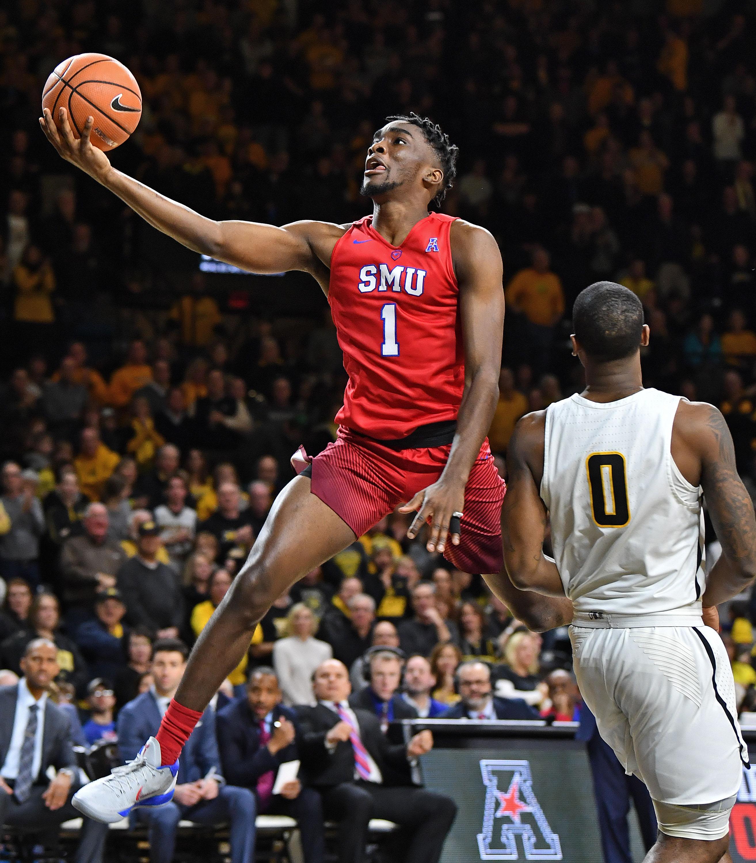 NCAA Basketball: Southern Methodist at Wichita State