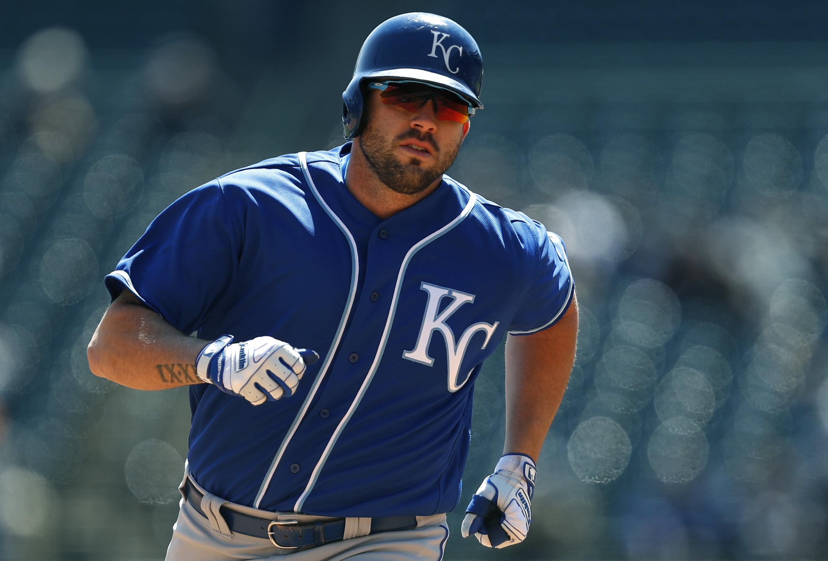 MLB: Game One-Kansas City Royals at Detroit Tigers