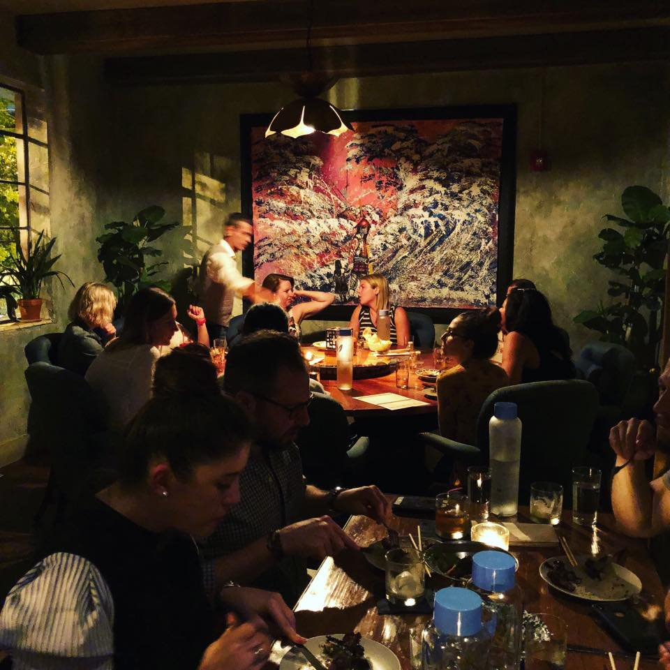 10 Places for Rainy Day Dining in Miami