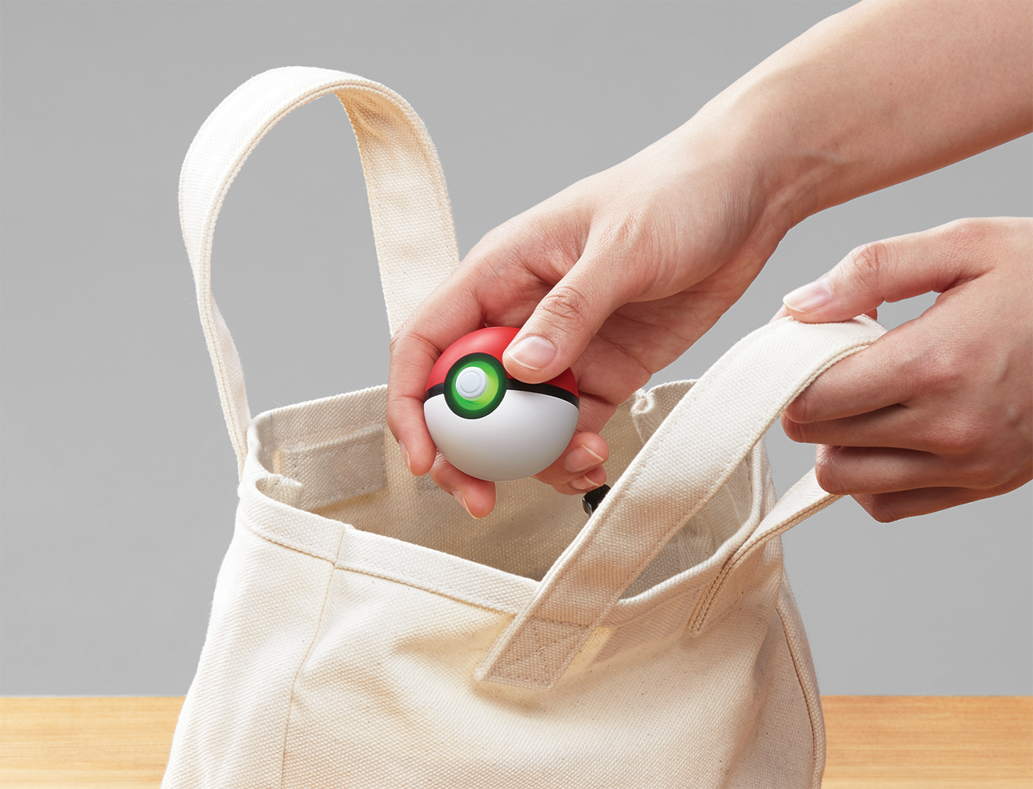Poké Ball Plus is a Nintendo Switch accessory that looks like a fans' dream