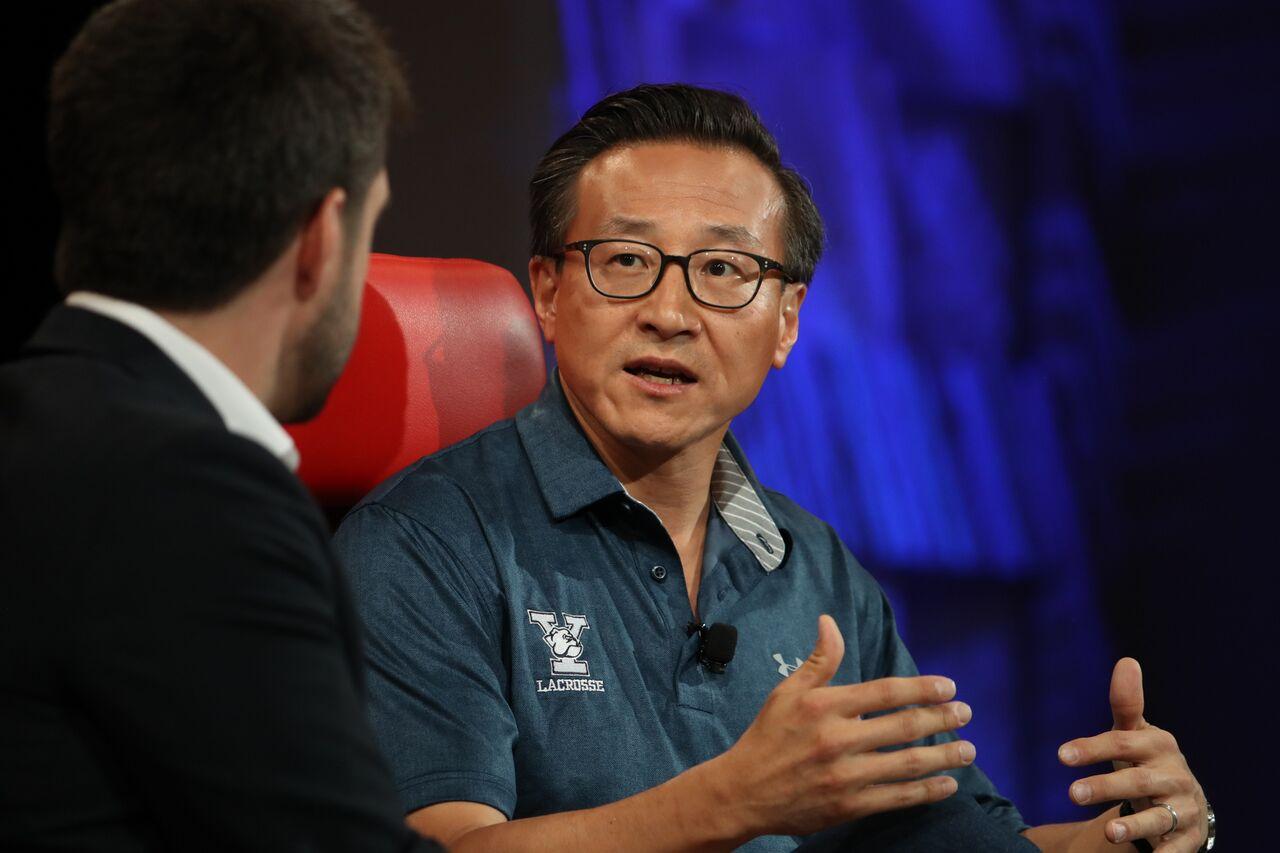 Alibaba Executive Vice Chairman Joe Tsai