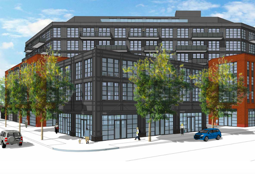 Old Town Alexandria's MetroStage theater could become a housing development