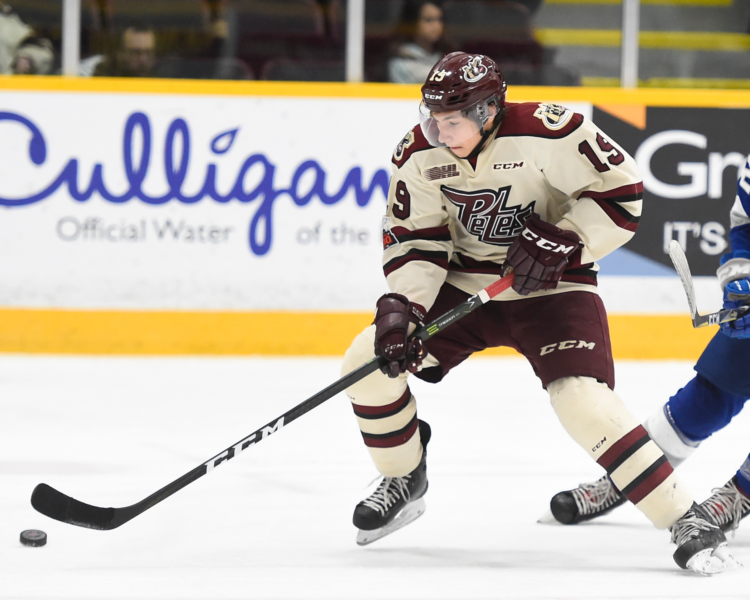 OHL: 2018 NHL Draft Prospects - Semyon Der-Arguchintsev Is The Youngest Player In The 2018 NHL Entry Draft