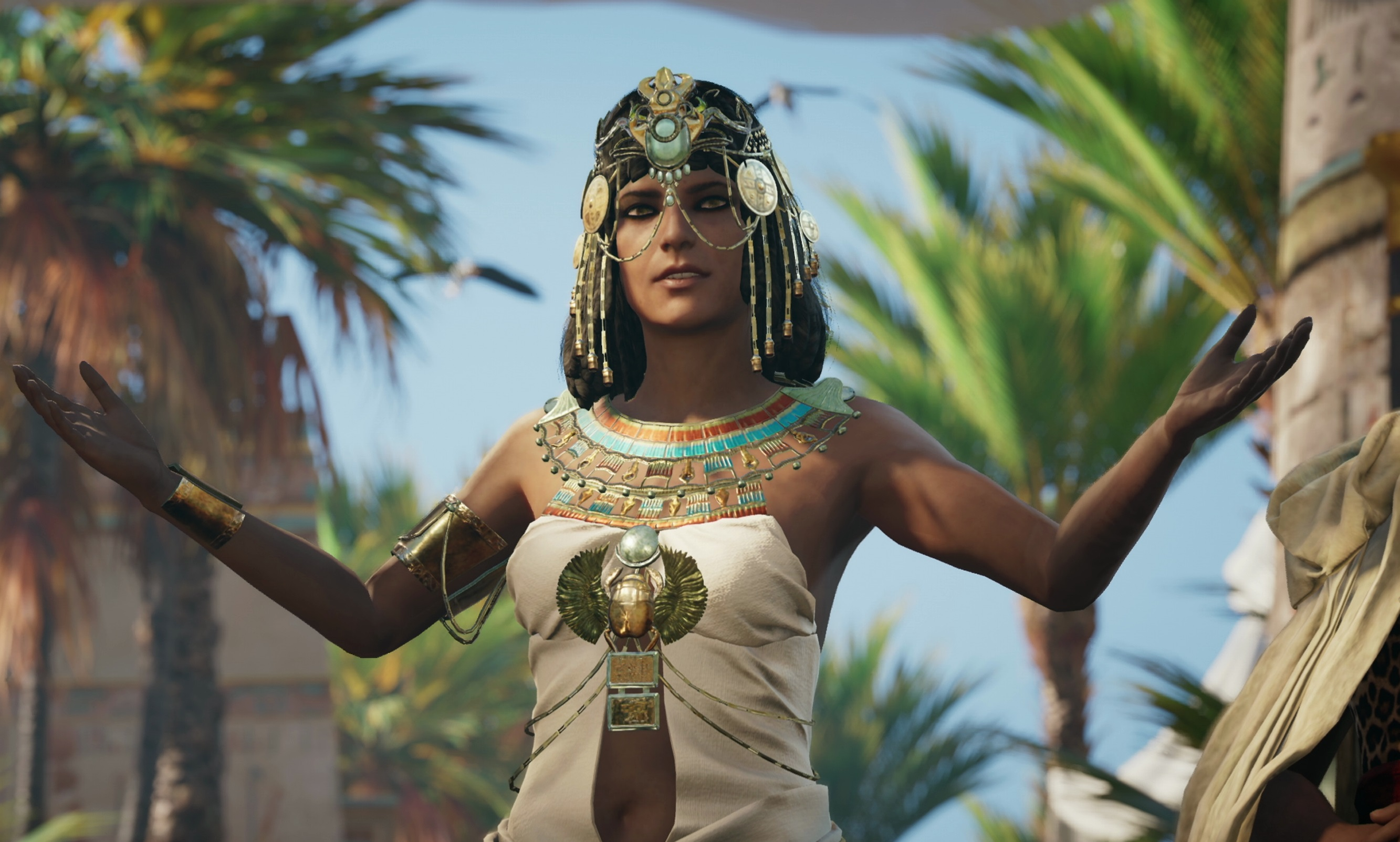 Assassin's Creed Odyssey may have been leaked by a keychain