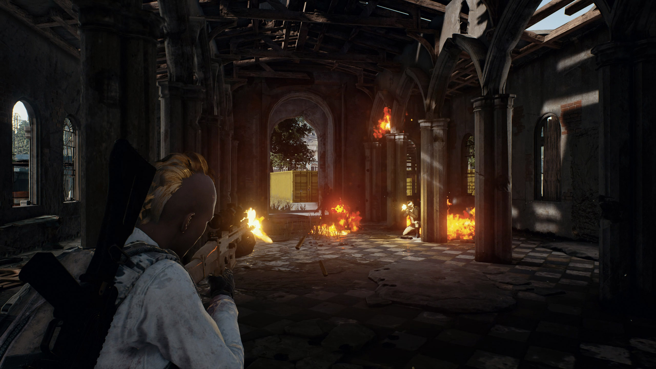 PUBG's new update is making some big changes to grenades