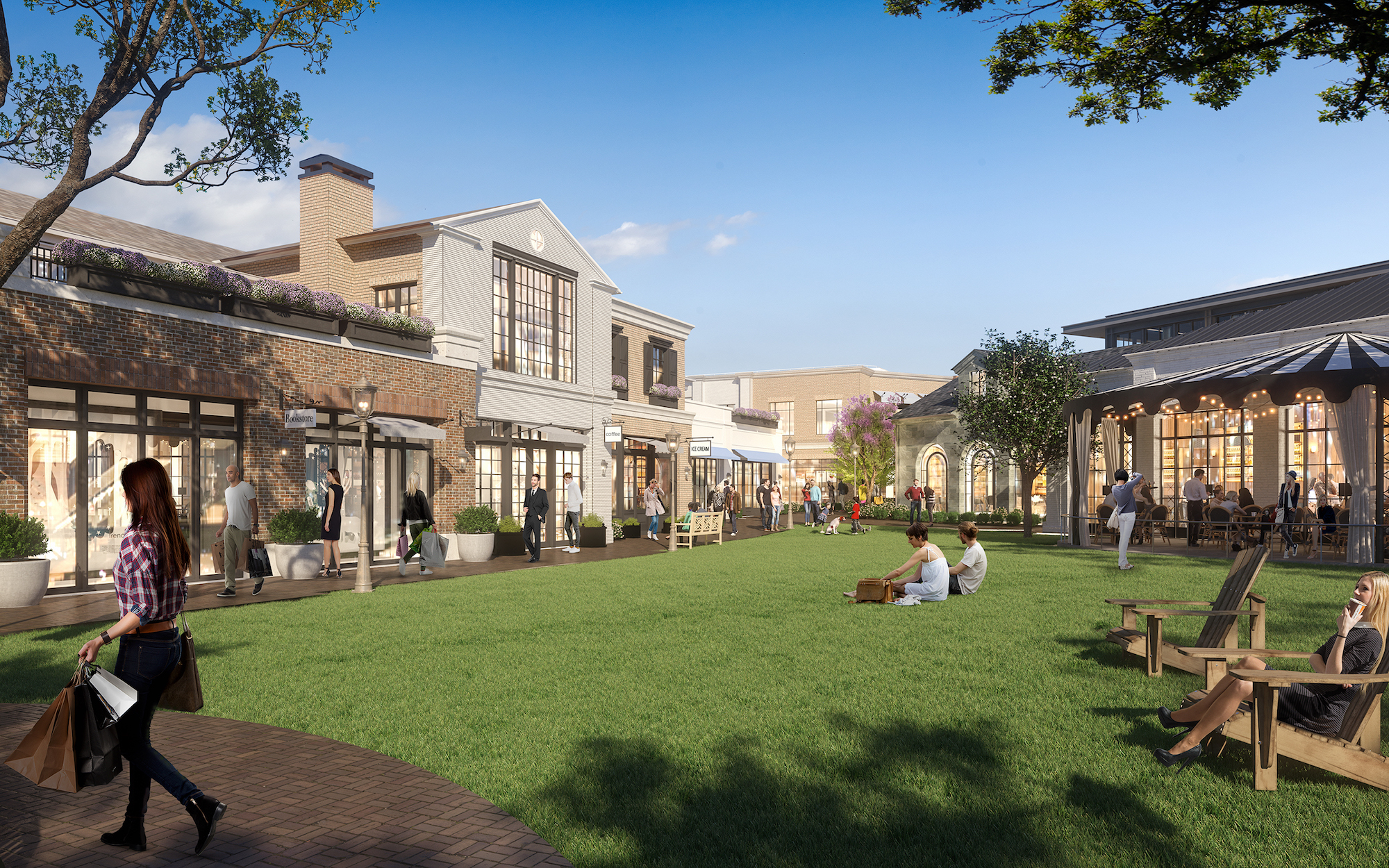 Mive Pacific Palisades Project Beefs Up With All Day British Restaurant