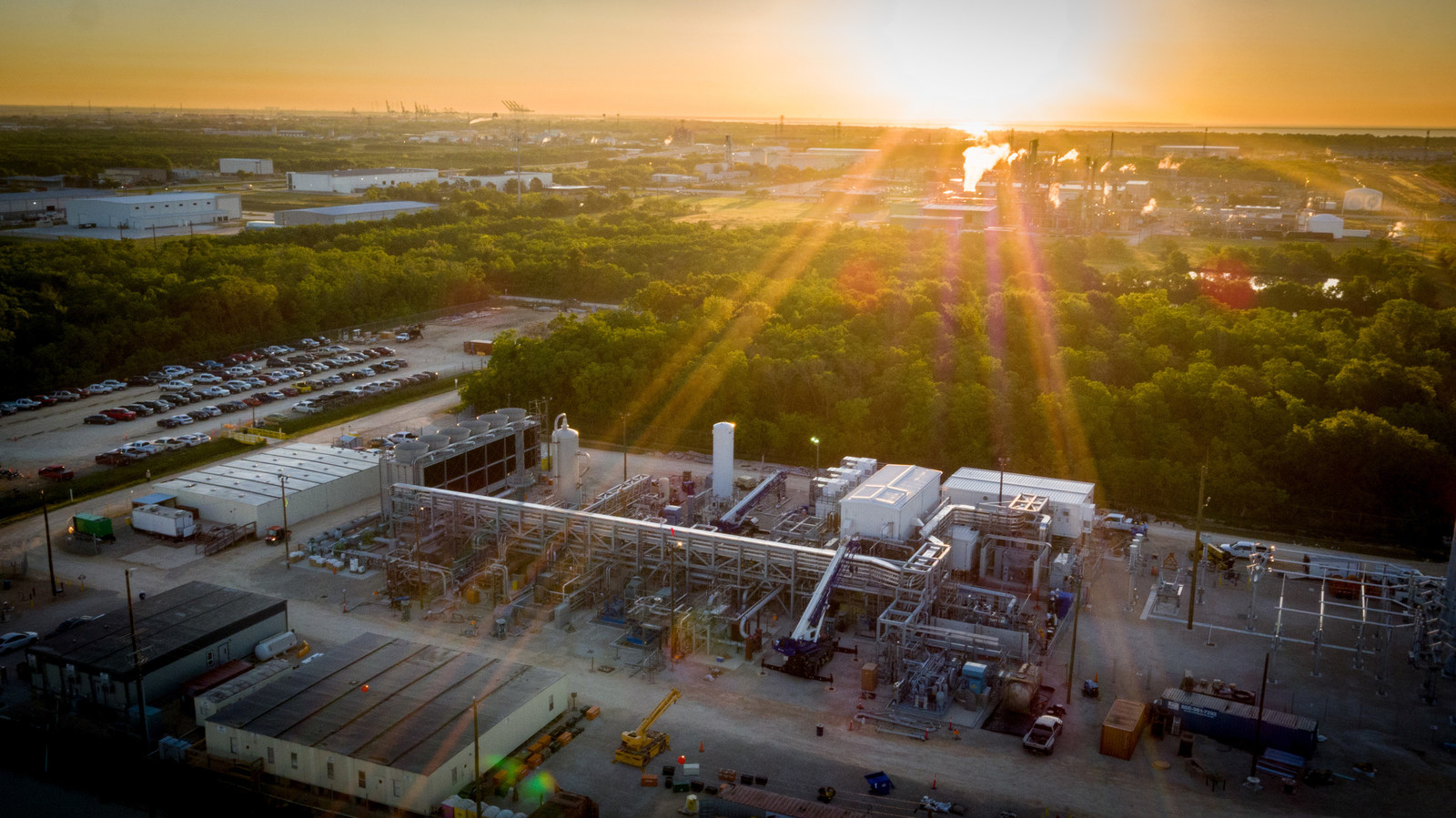 That natural gas power plant with no carbon emissions or air pollution? It works.