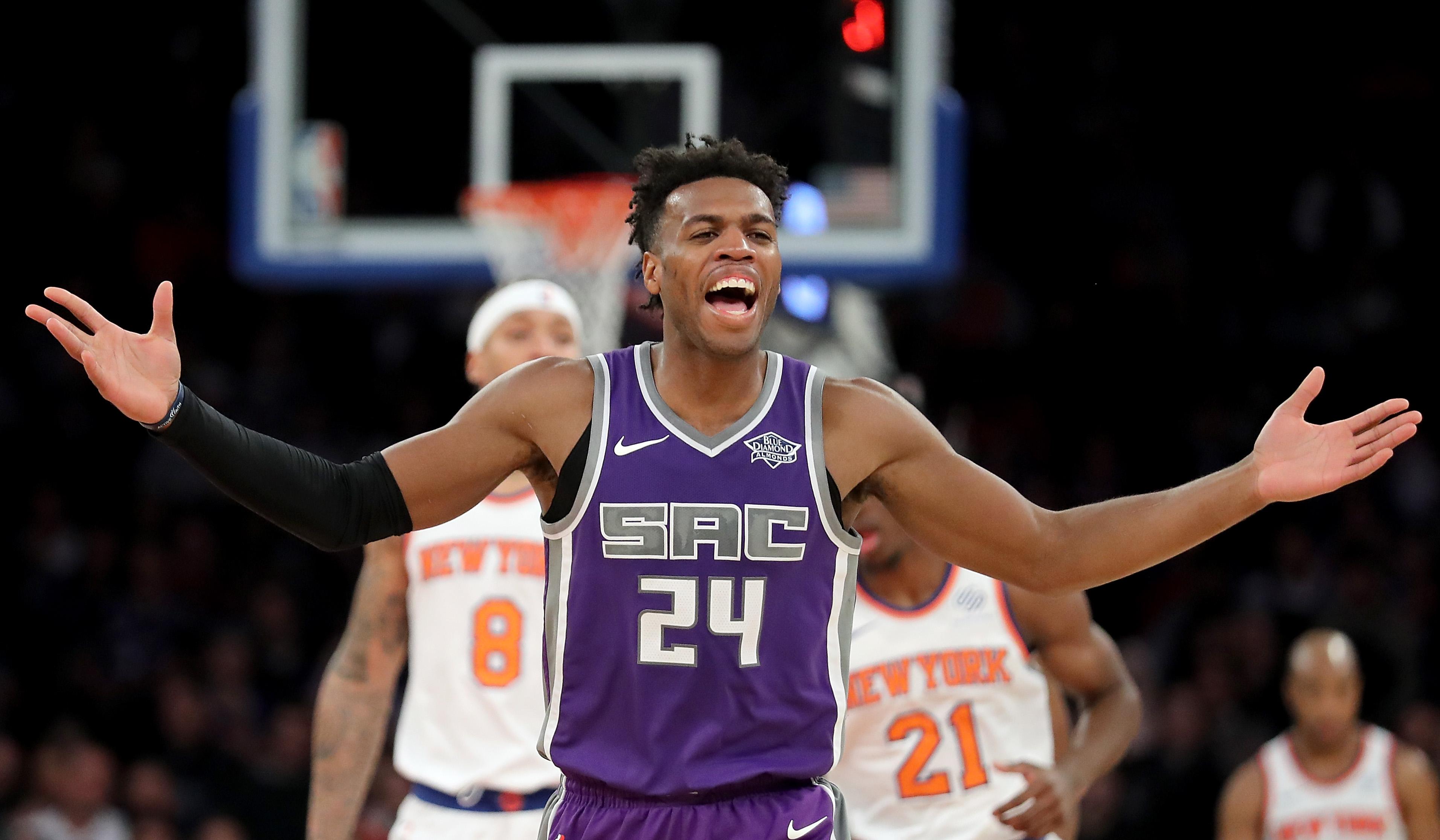 Sacramento Kings v New York Knicks