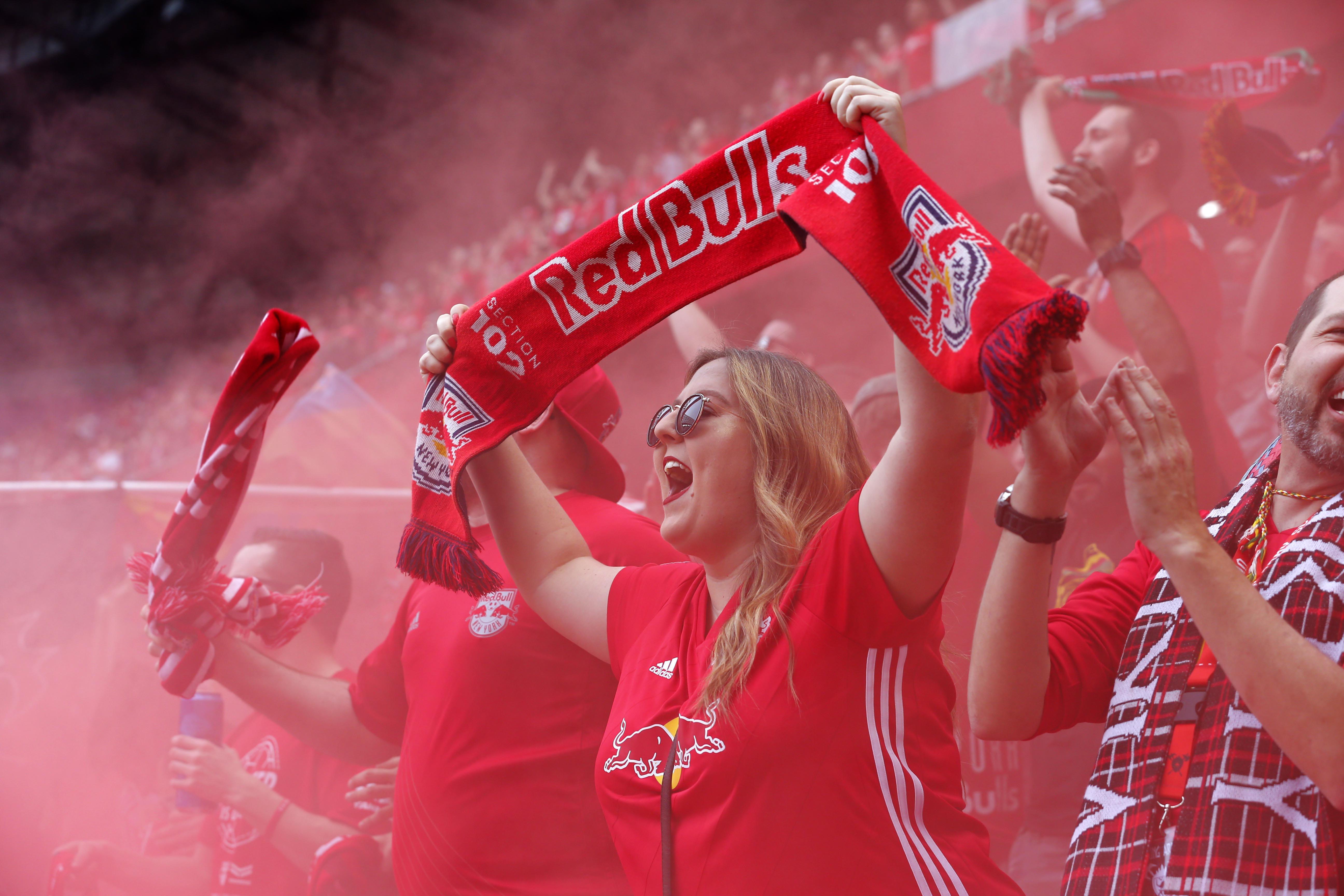 MLS: New York City FC at New York Red Bulls