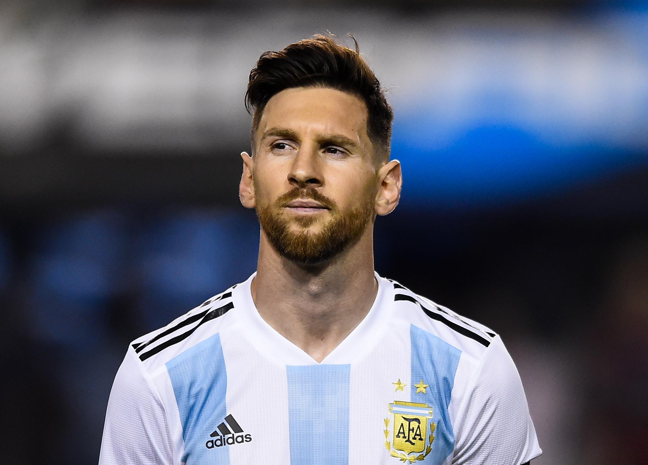 Lionel Messi - Argentina - 2018 World Cup