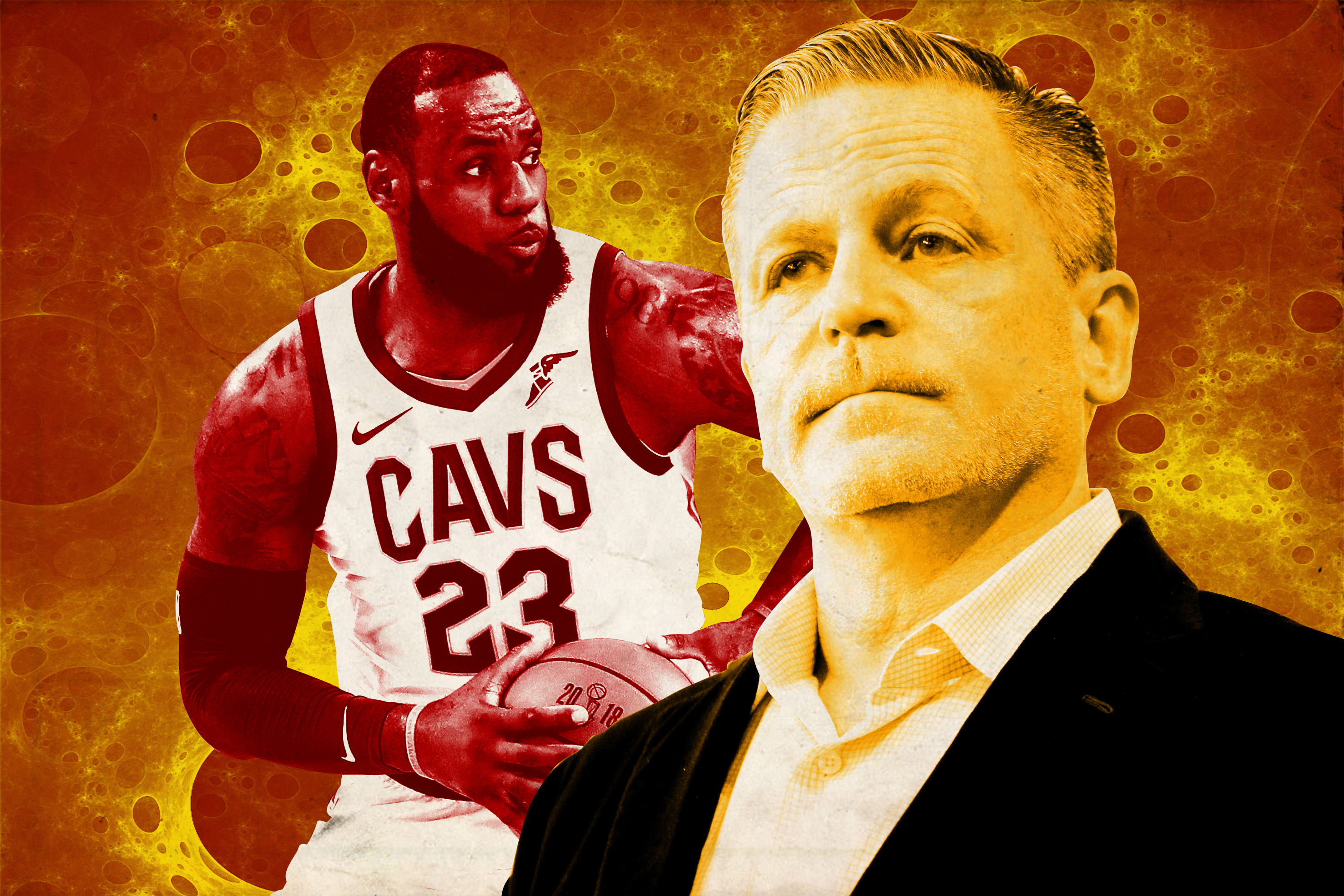 f0193345a511 The Complicated Relationship of LeBron James and Dan Gilbert