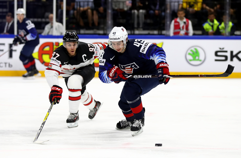 USA v Canada - 2018 IIHF Ice Hockey World Championship Bronze Medal Game