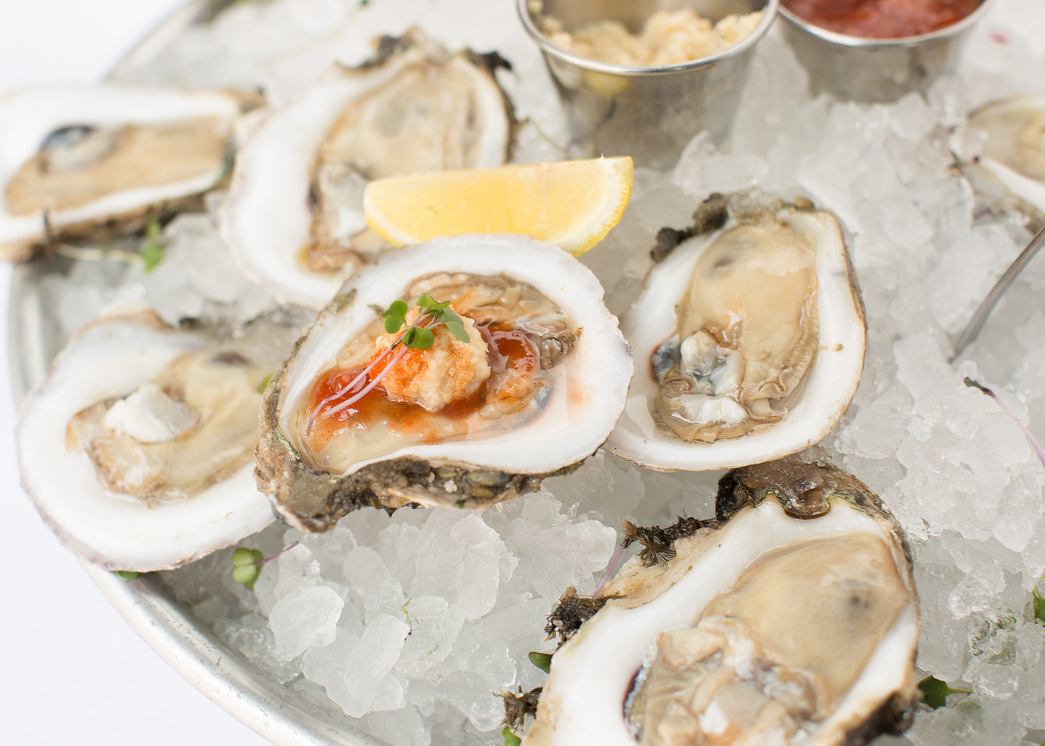 Where to Slurp $1 Oysters in Houston