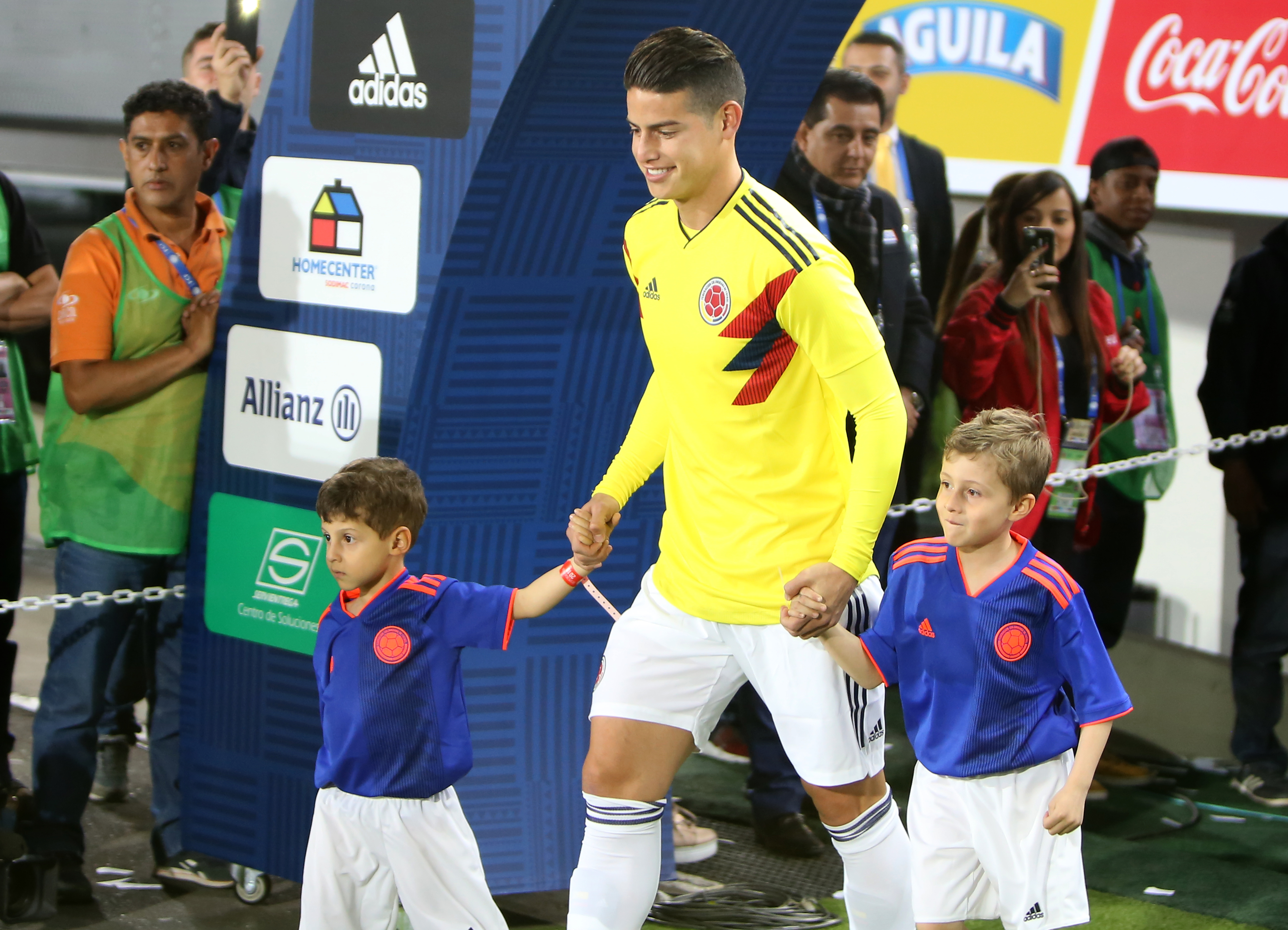 James Rodriguez - Colombia - FIFA World Cup