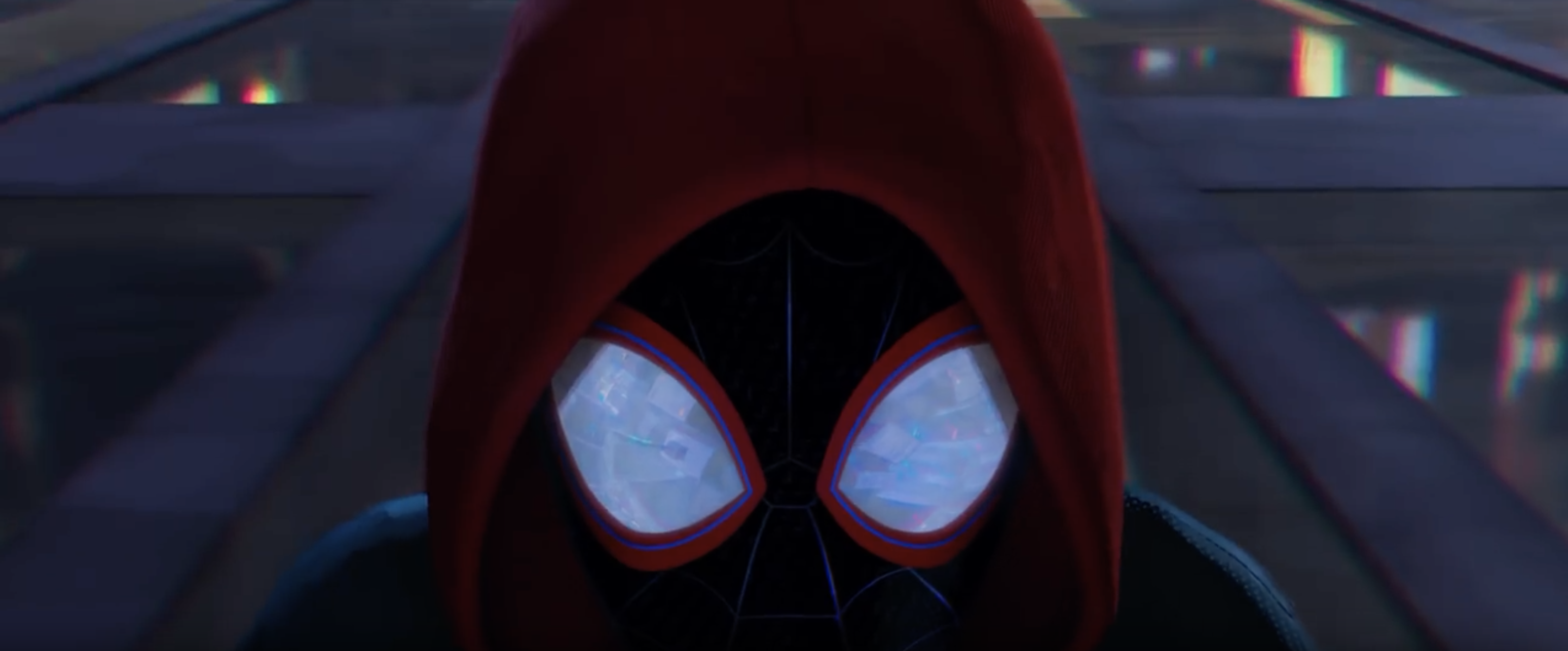 Spider Man Into The Spider Verse S New Trailer Looks Incredible