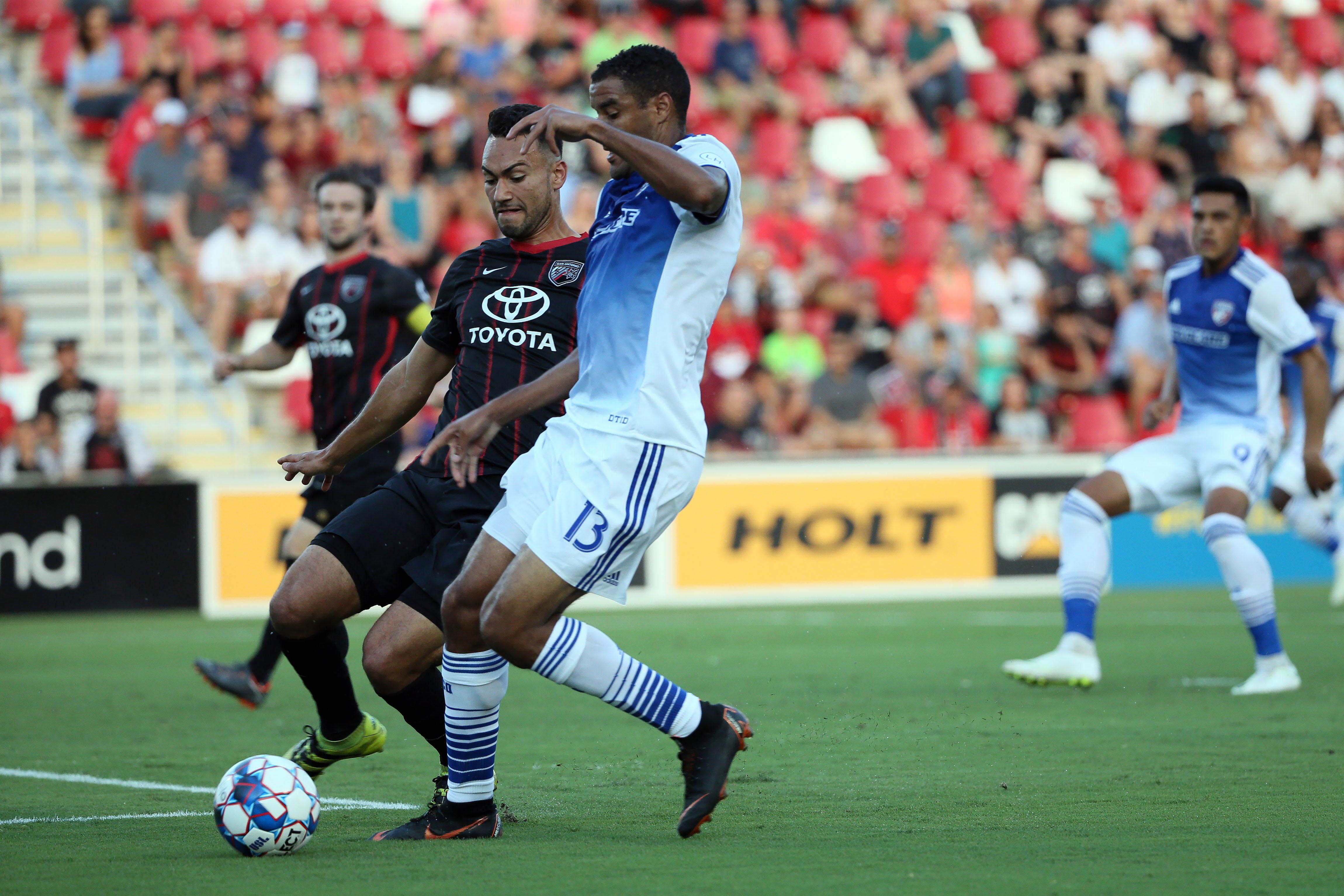 MLS: U.S. Open Cup-FC Dallas vs San Antonio