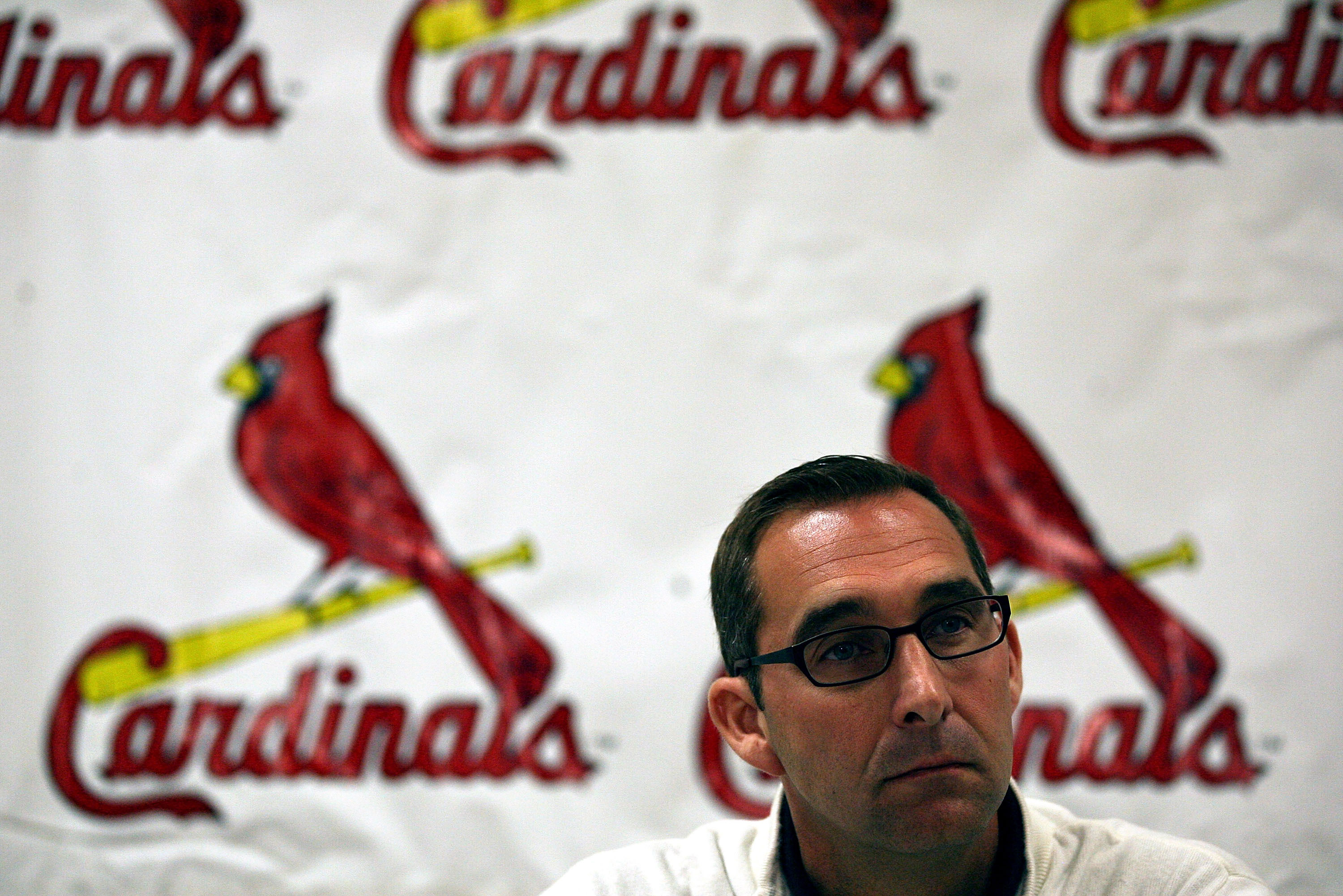 St. Louis Cardinals Spring Training Workout Session