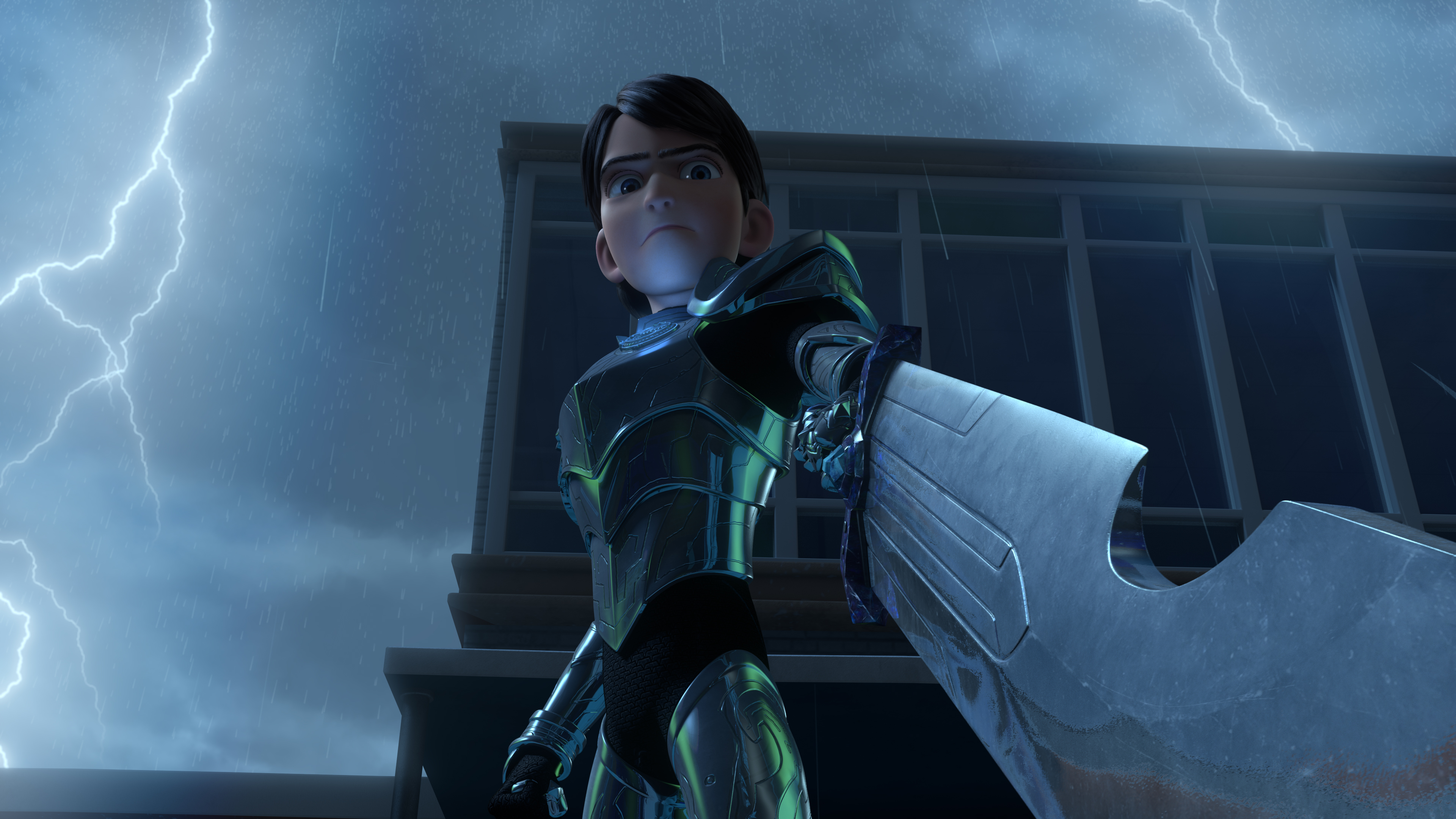Guillermo del Toro's Trollhunters is the start of something great at Netflix